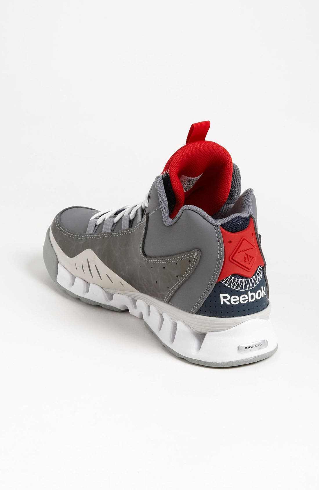 Alternate Image 2  - Reebok 'Wall Season 3: ZigEscape' Basketball Shoe (Big Kids)