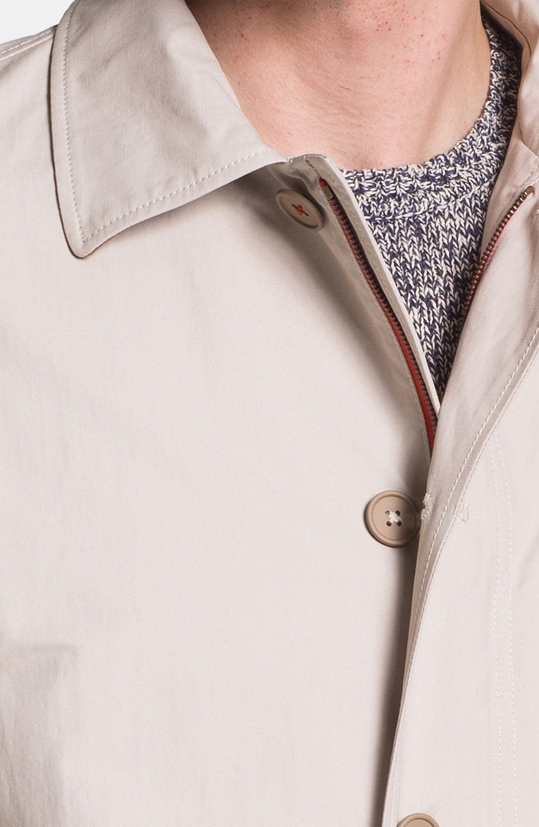 Alternate Image 3  - Façonnable Cotton Blend Jacket