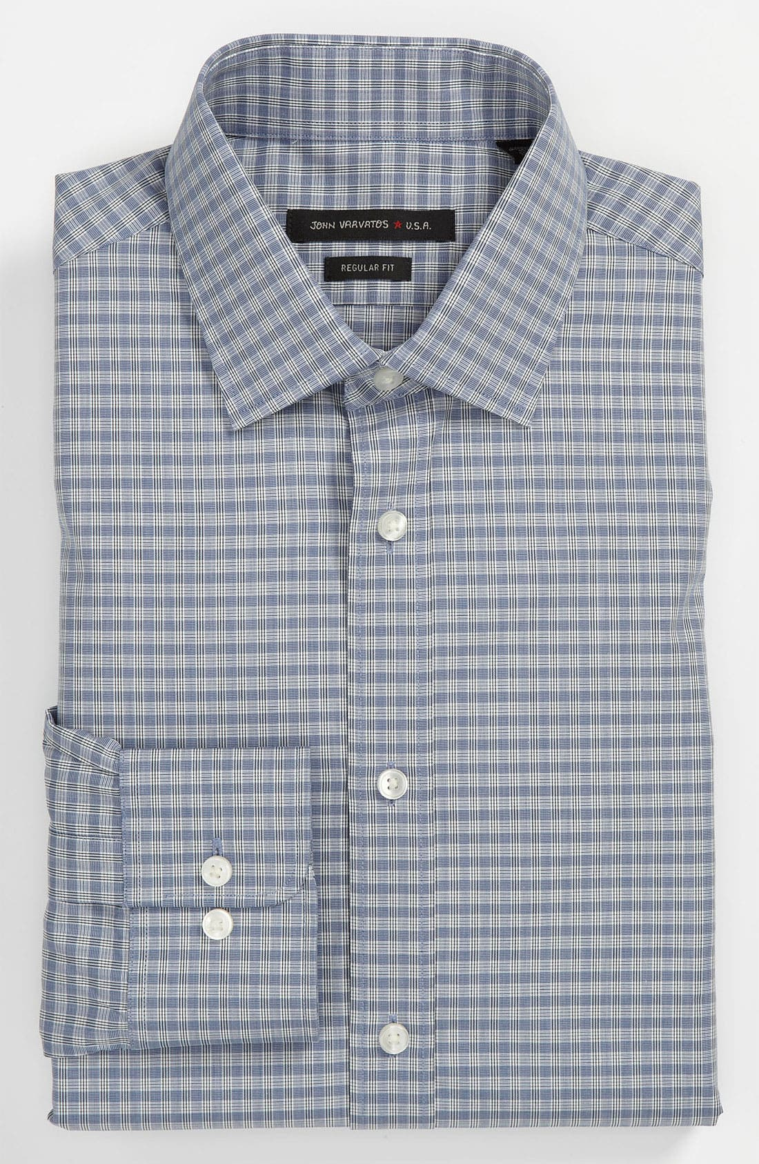 Main Image - John Varvatos Star USA Regular Fit Dress Shirt