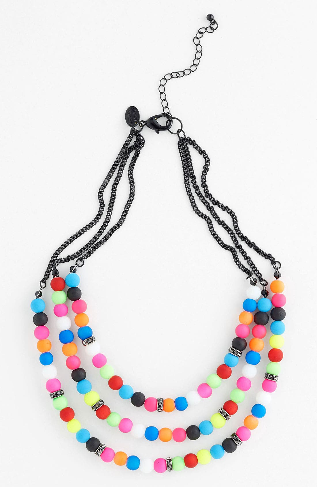 Alternate Image 1 Selected - Spring Street Multistrand Necklace