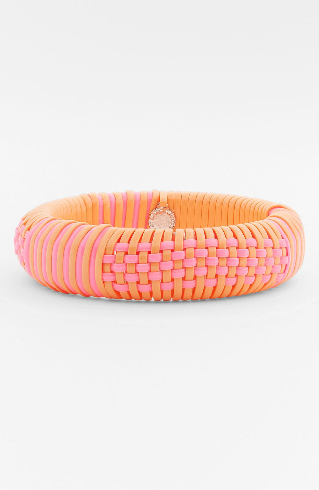 Alternate Image 1 Selected - MARC BY MARC JACOBS Woven Bangle