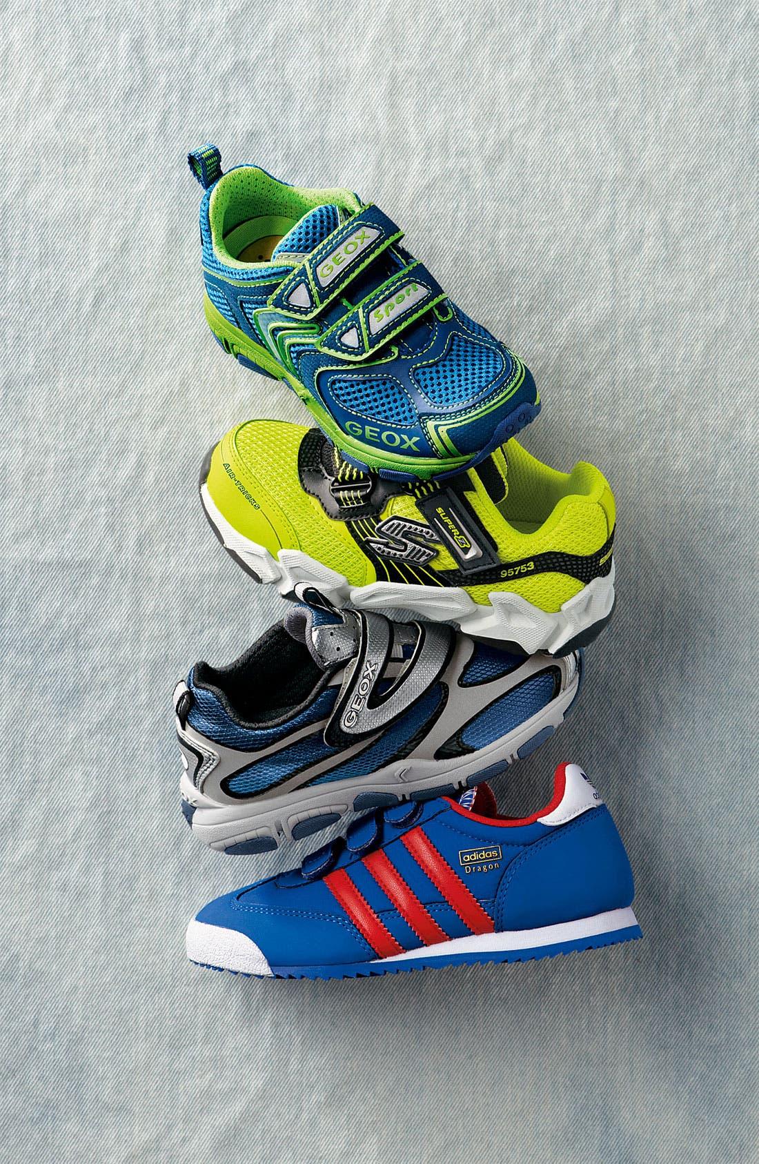 Alternate Image 5  - SKECHERS 'Fierce Flex' Sneaker (Walker, Toddler, Little Kid & Big Kid)