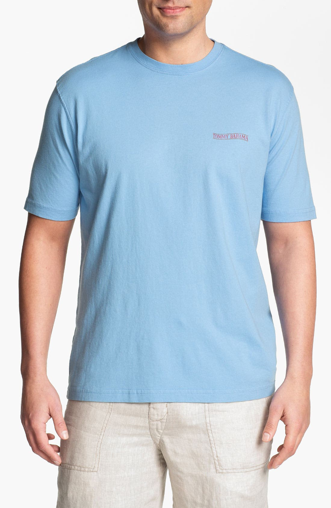 Alternate Image 1 Selected - Tommy Bahama 'Open Bottle, Open Mind' T-Shirt