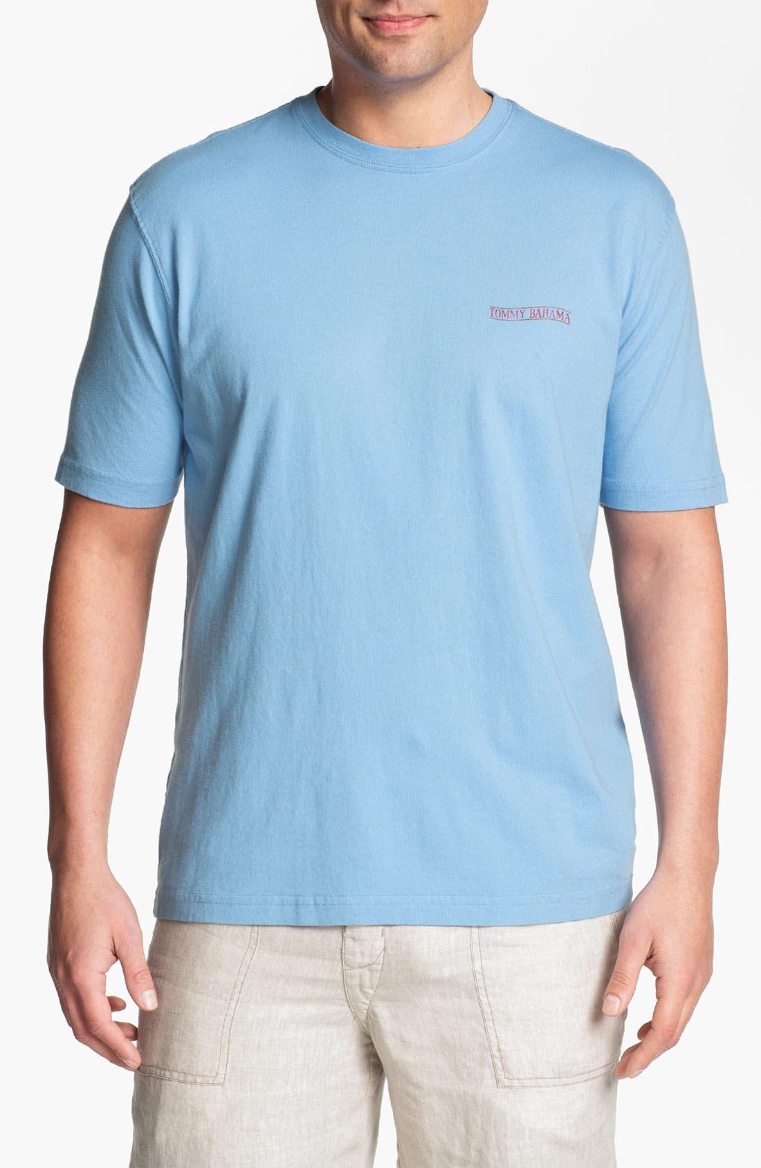 Main Image - Tommy Bahama 'Open Bottle, Open Mind' T-Shirt