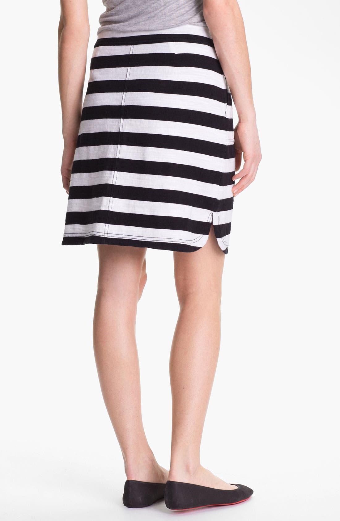 Alternate Image 2  - Caslon Drawstring Skirt