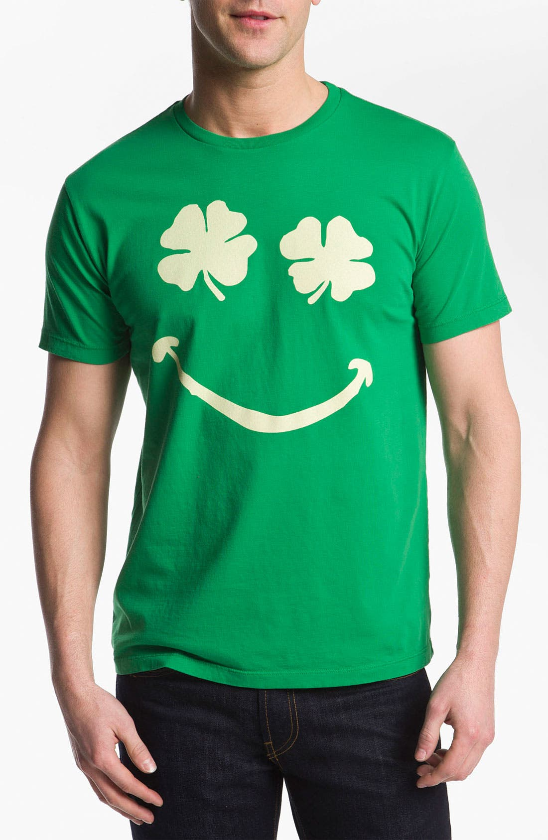 Alternate Image 1 Selected - Tankfarm 'Irish Eyes' T-Shirt