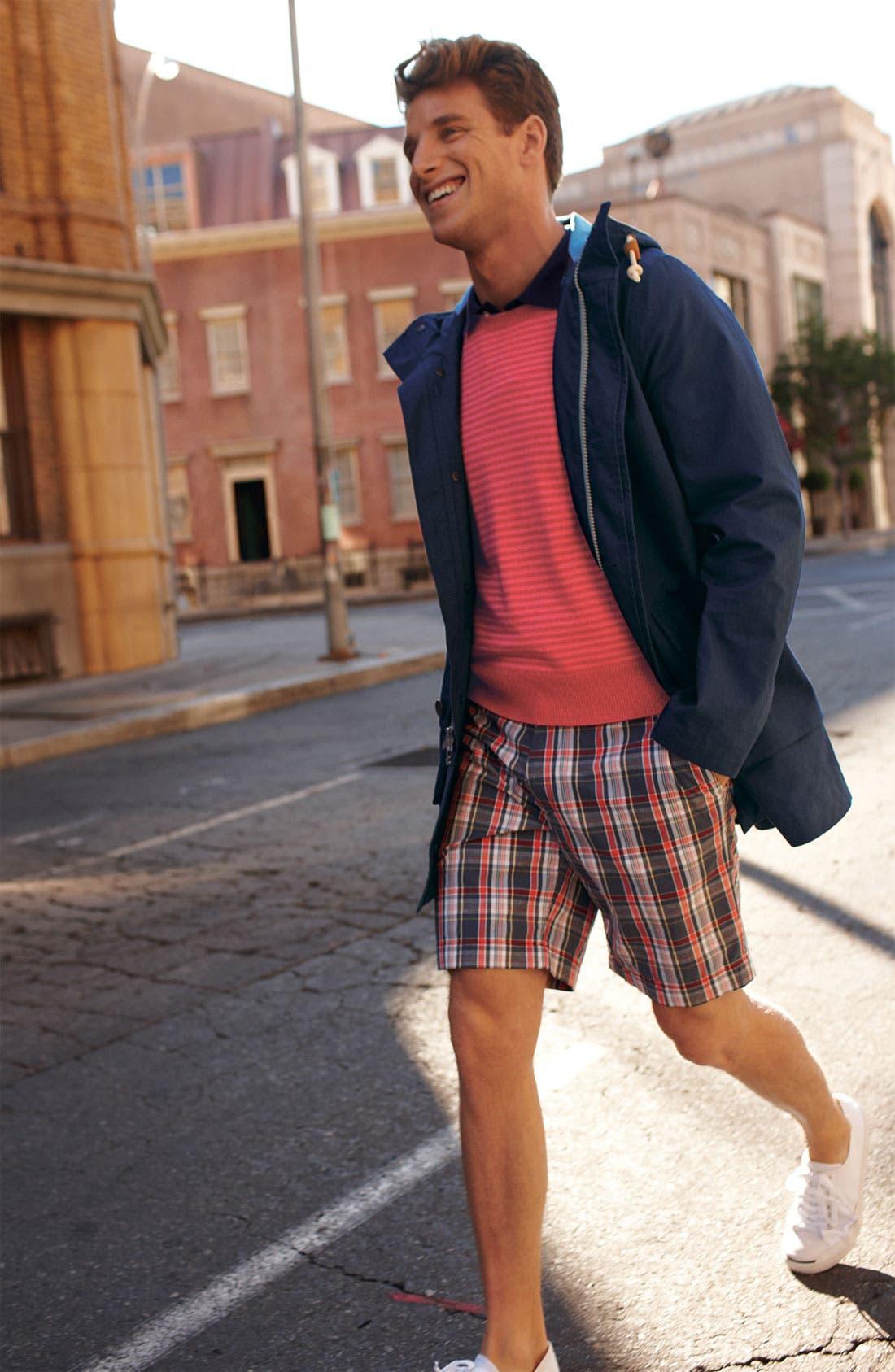 Alternate Image 4  - Jack Spade 'Sharpe' Plaid Shorts