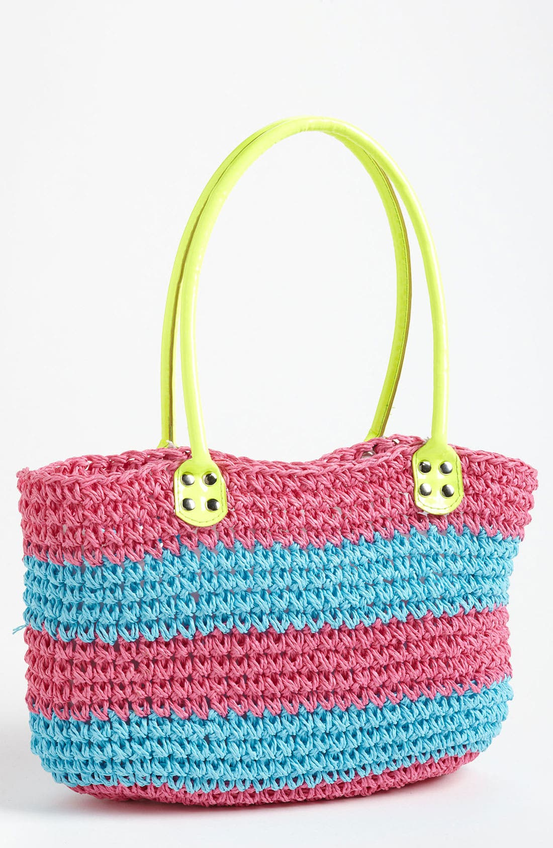 Alternate Image 1 Selected - Capelli of New York Tote (Girls)
