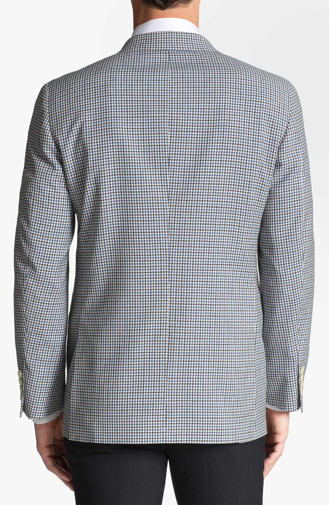 Alternate Image 3  - Samuelsohn Check Sportcoat
