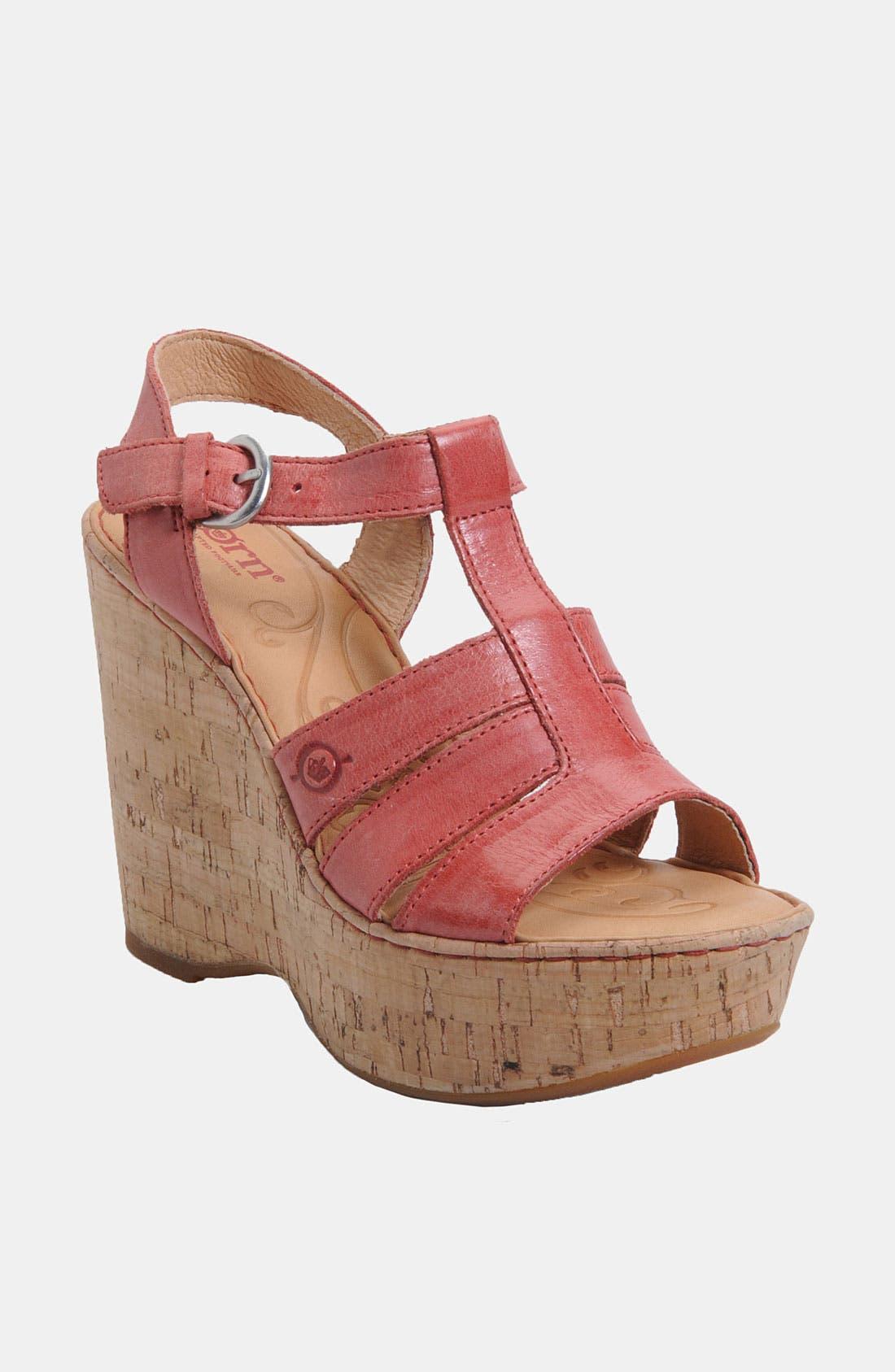 Alternate Image 1 Selected - Børn 'Nicolina' Sandal