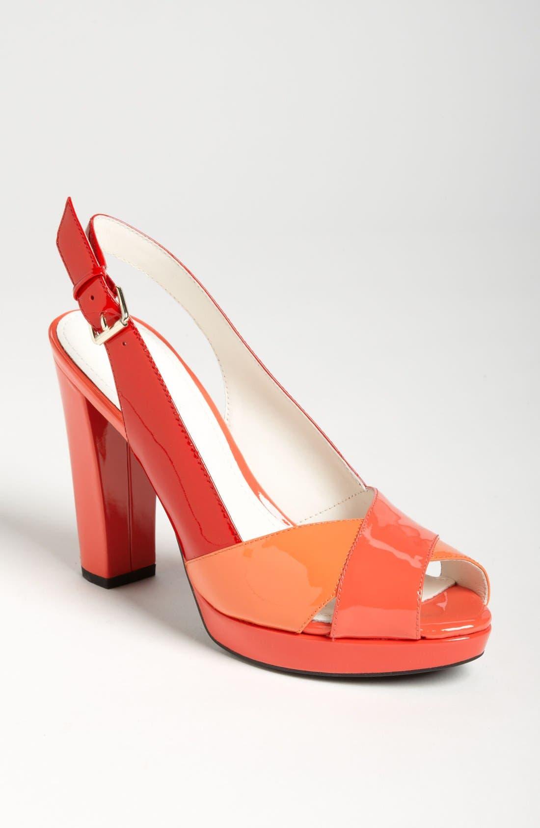 Alternate Image 1 Selected - Geox 'New Egizia' Slingback Sandal