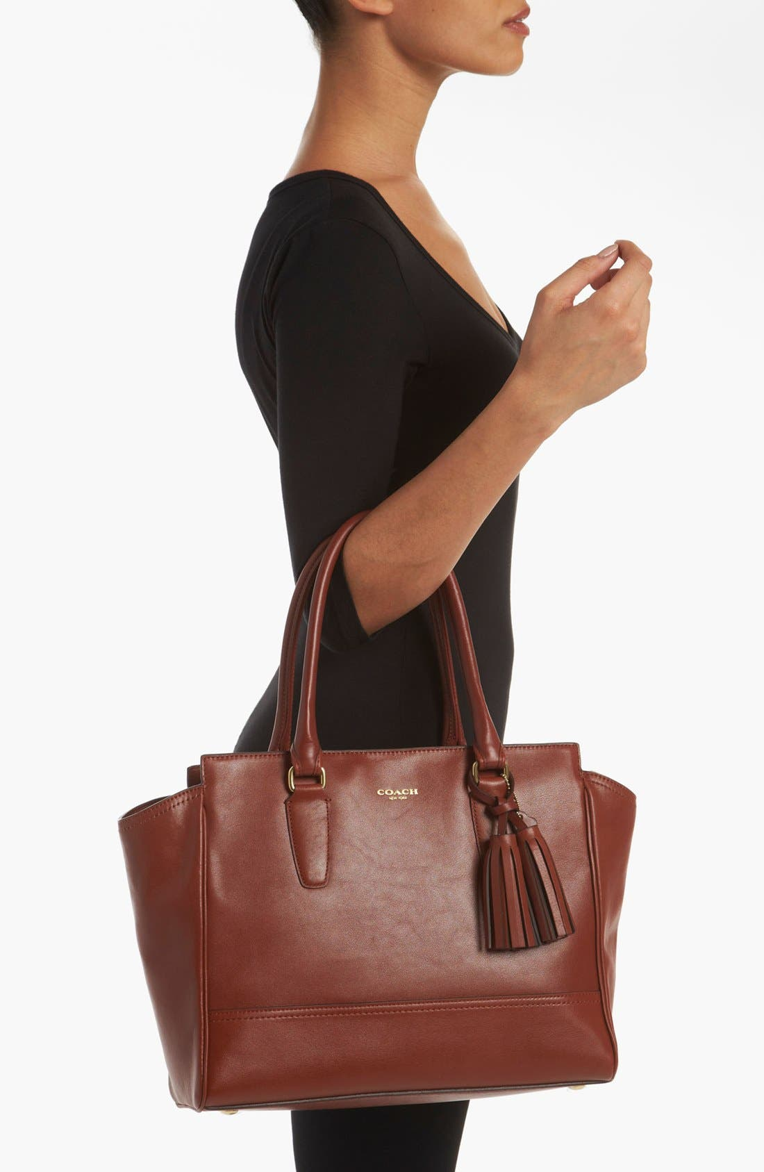 Alternate Image 2  - COACH 'Legacy Candace - Medium' Shoulder Bag