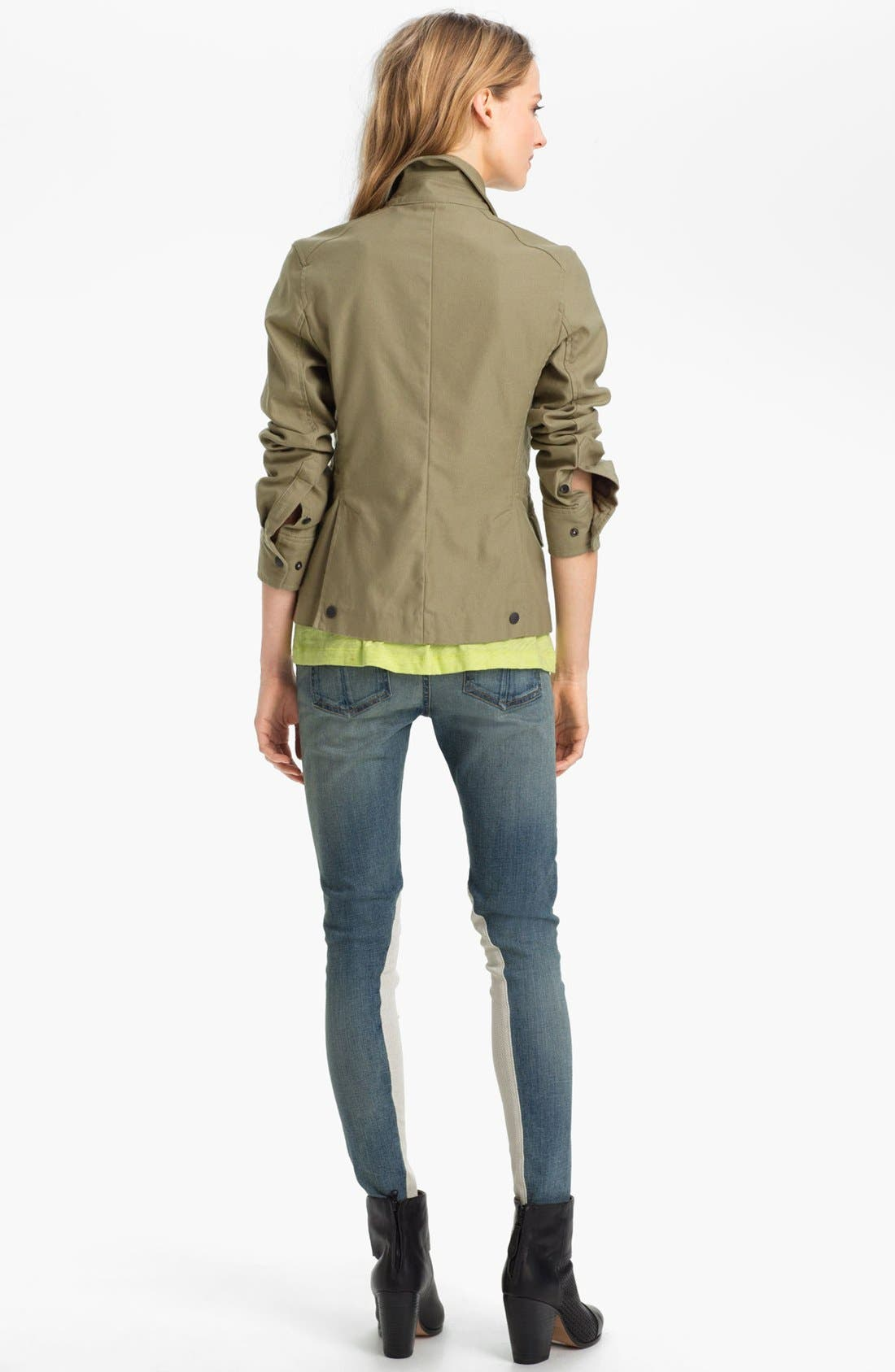 Alternate Image 4  - rag & bone 'Nakamura' Shirt Jacket