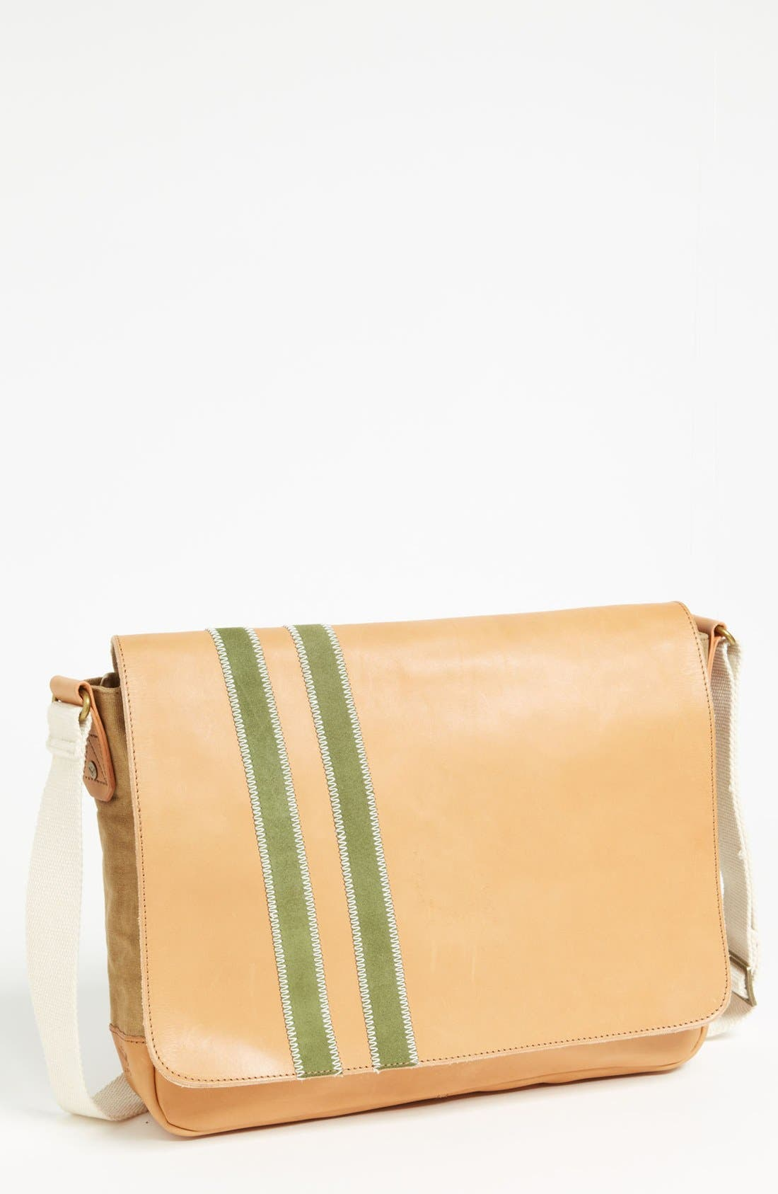 Main Image - J. Fold 'Roadster' Messenger Bag
