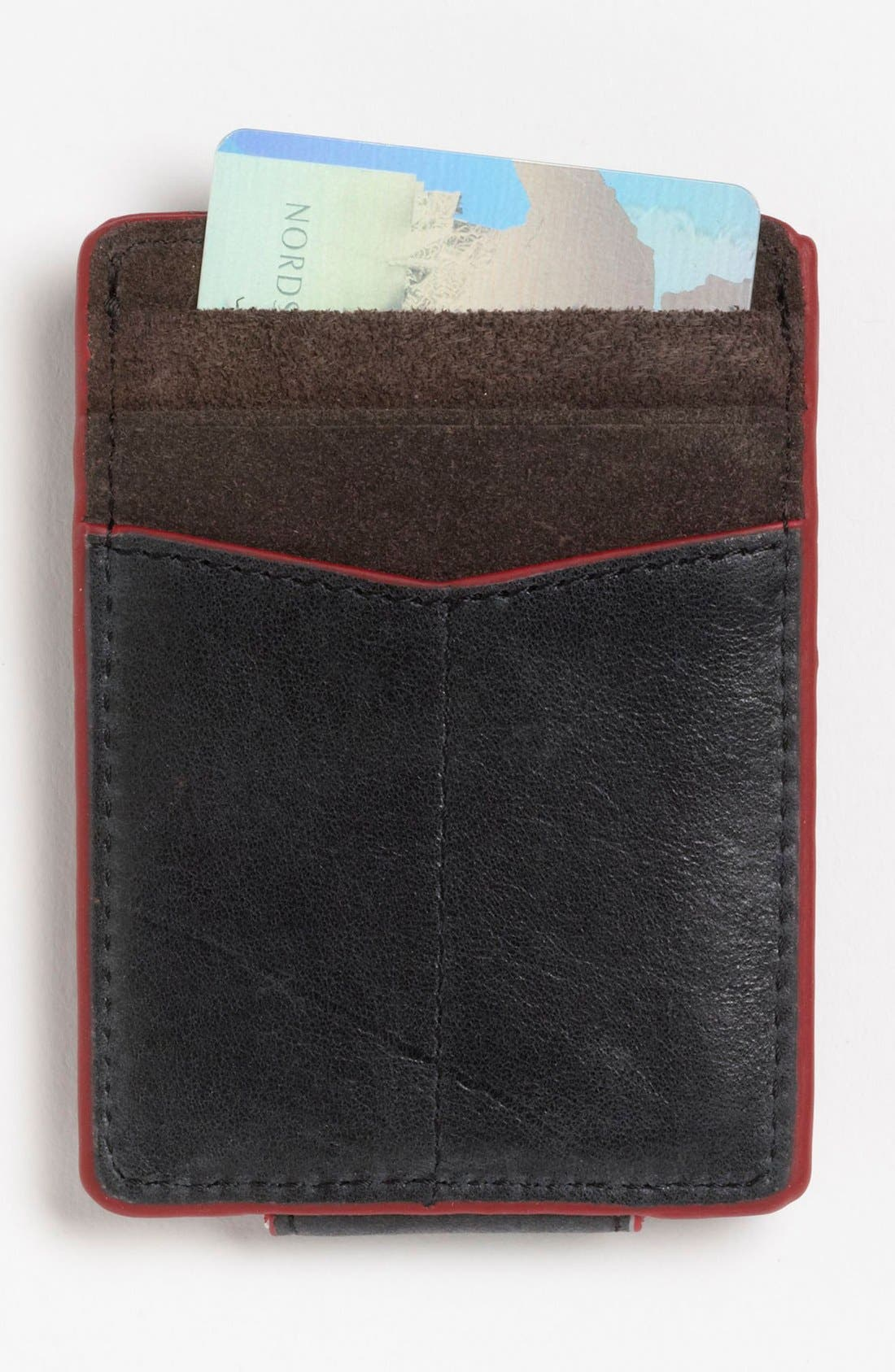 Alternate Image 2  - J. Fold 'Smokestack' Money Clip Wallet