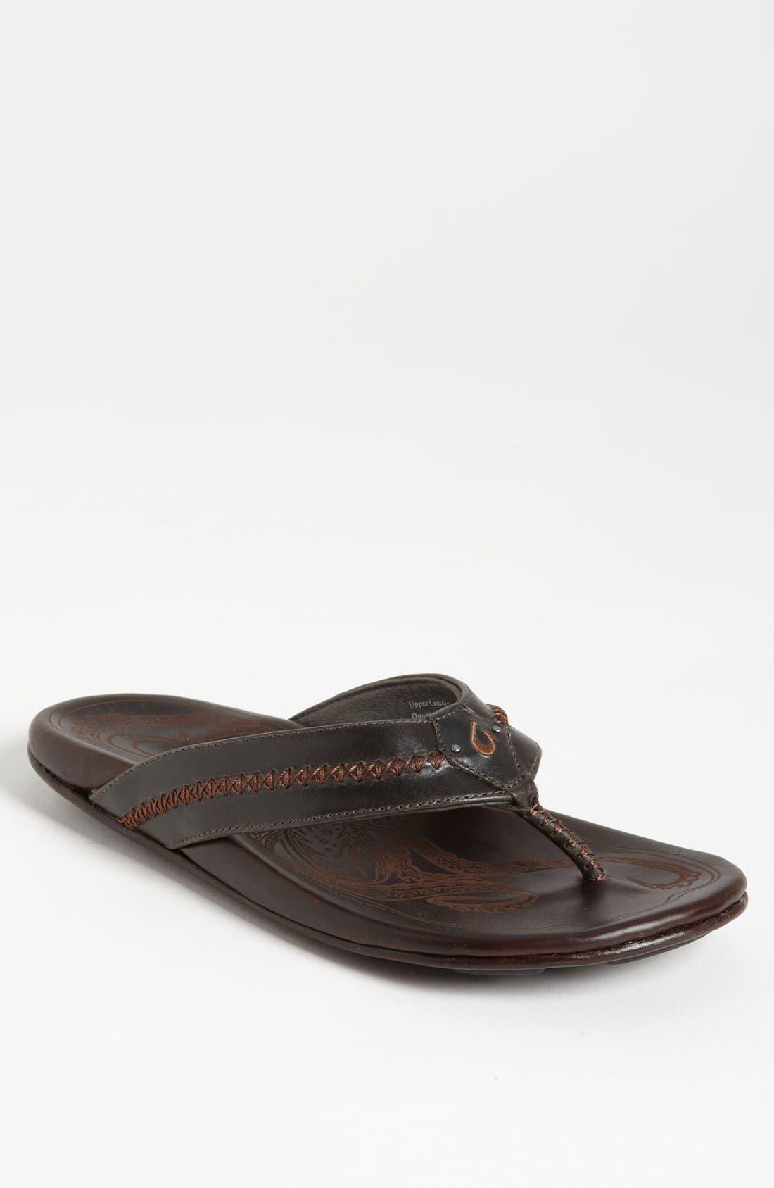 OluKai 'Mea Ola' Flip Flop (Men)