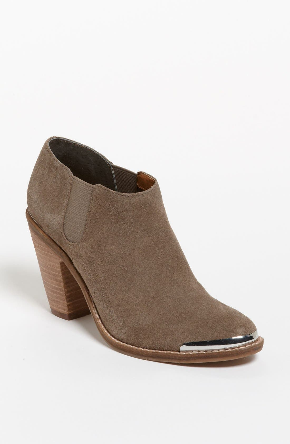 DV by Dolce Vita 'Carlin' Bootie,                             Main thumbnail 1, color,                             Taupe Suede