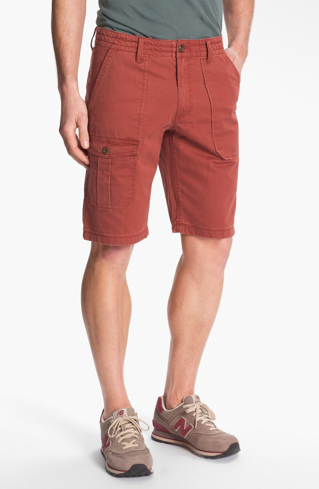 Main Image - Public Opinion 'Reef' Camp Shorts