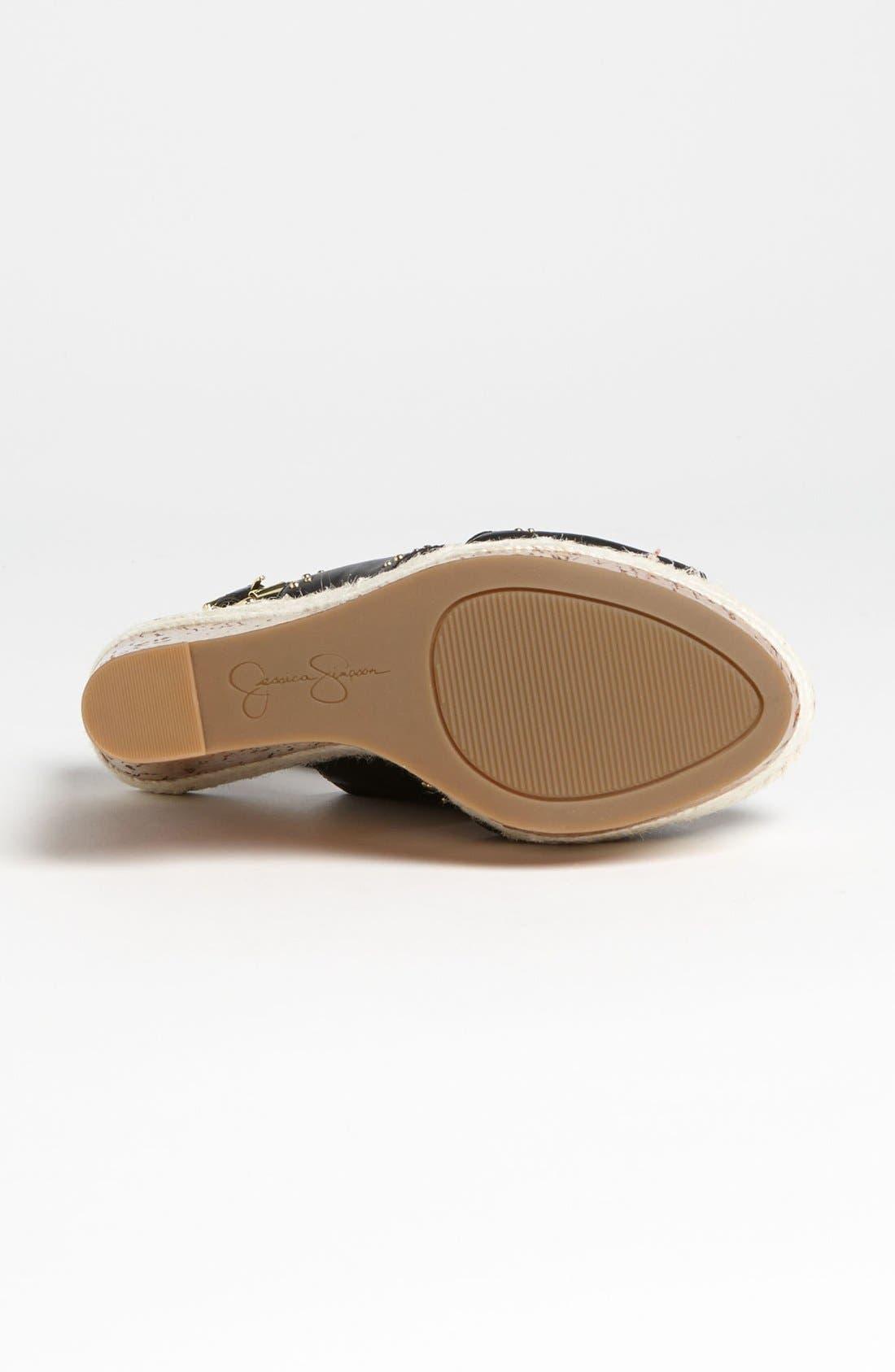 Alternate Image 4  - Jessica Simpson 'Geno' Sandal