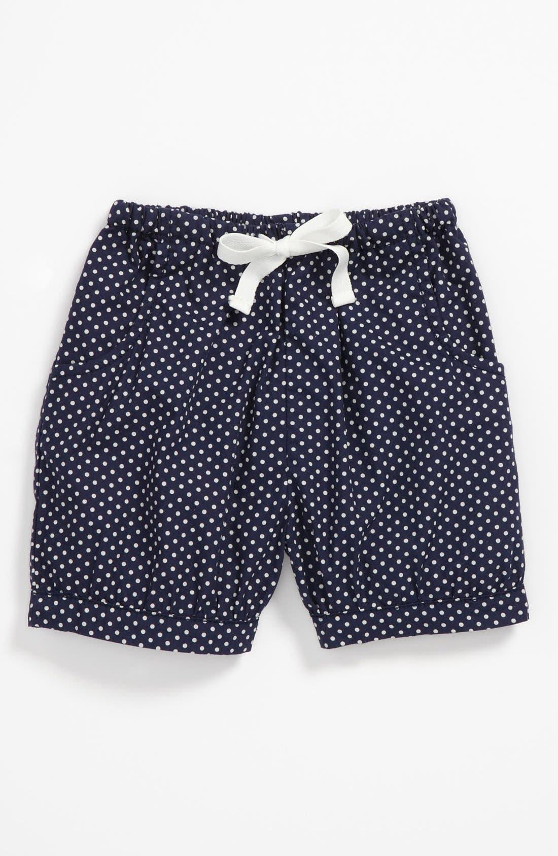 Alternate Image 1 Selected - Tucker + Tate 'Kara' Print Bubble Shorts (Toddler)
