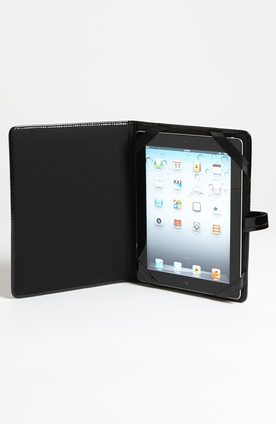 Alternate Image 3  - MARC BY MARC JACOBS 'Wild Card - Shiny Straw' iPad Case