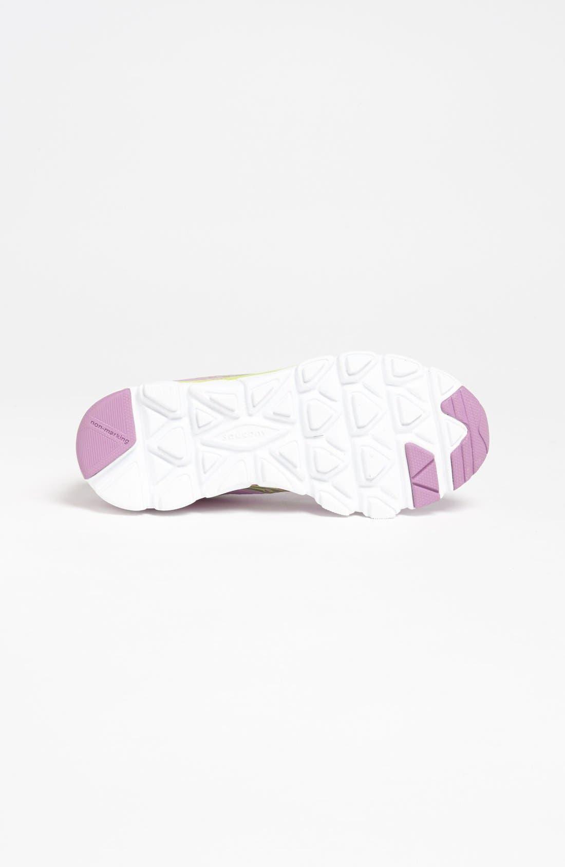 Alternate Image 4  - Saucony 'Virrata' Sneaker (Toddler, Little Kid & Big Kid)
