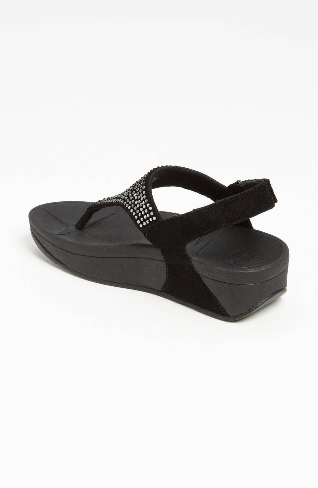 Alternate Image 2  - FitFlop 'Flare™' Slingback Sandal