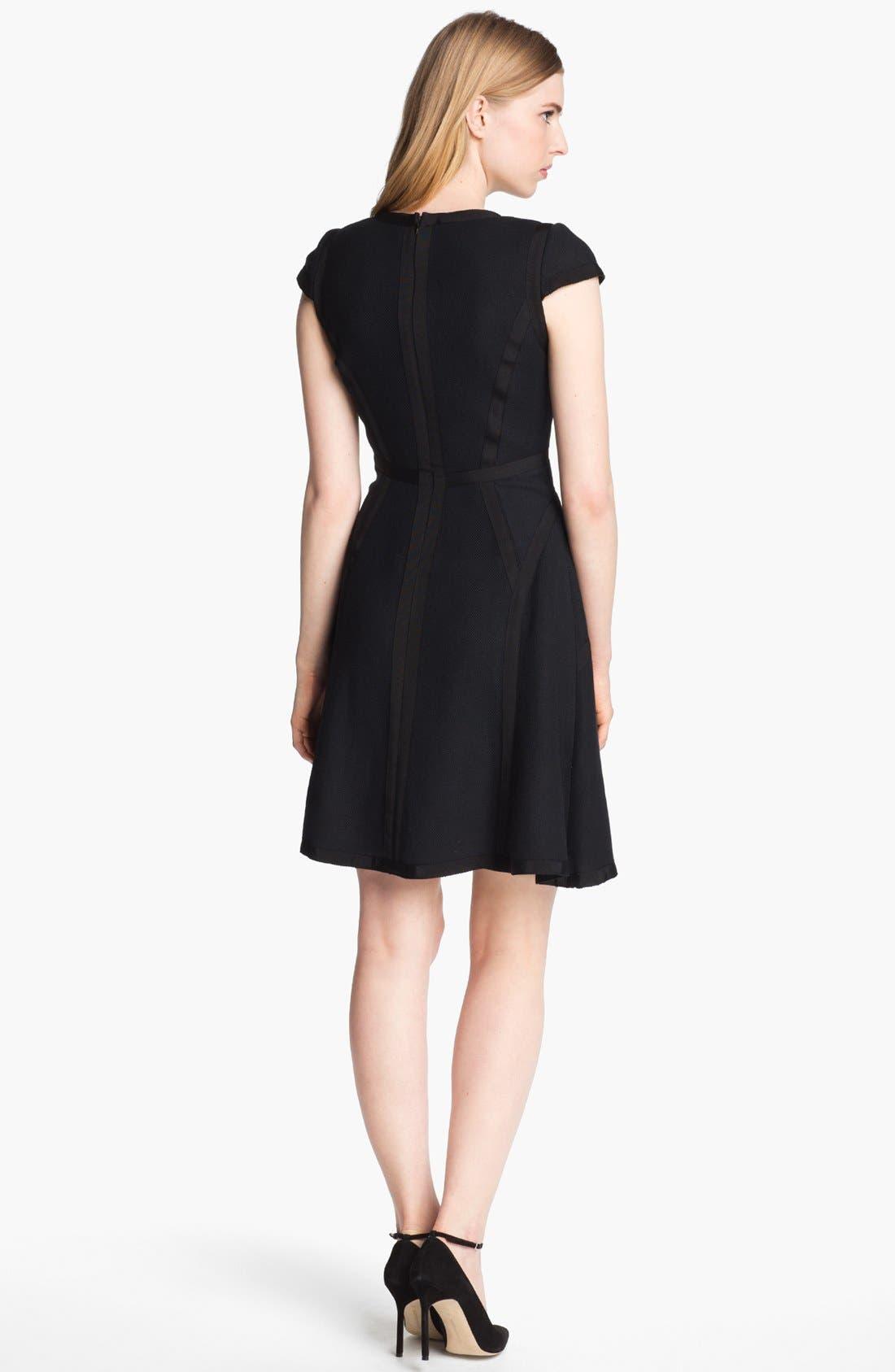 Alternate Image 2  - Mcginn 'Anna' Textured Dress