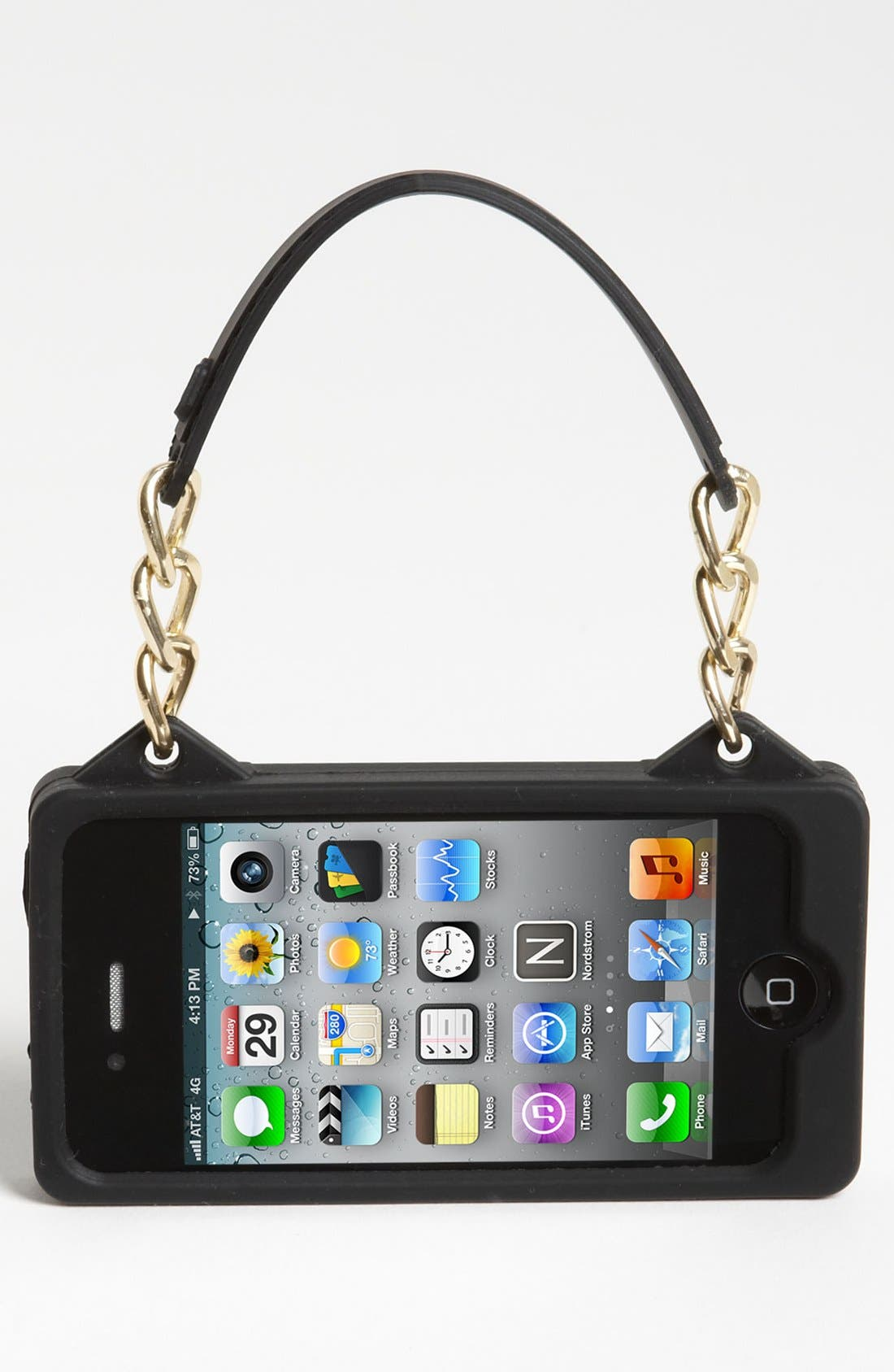 Alternate Image 2  - Top Choice Purse iPhone 4 & 4S Case