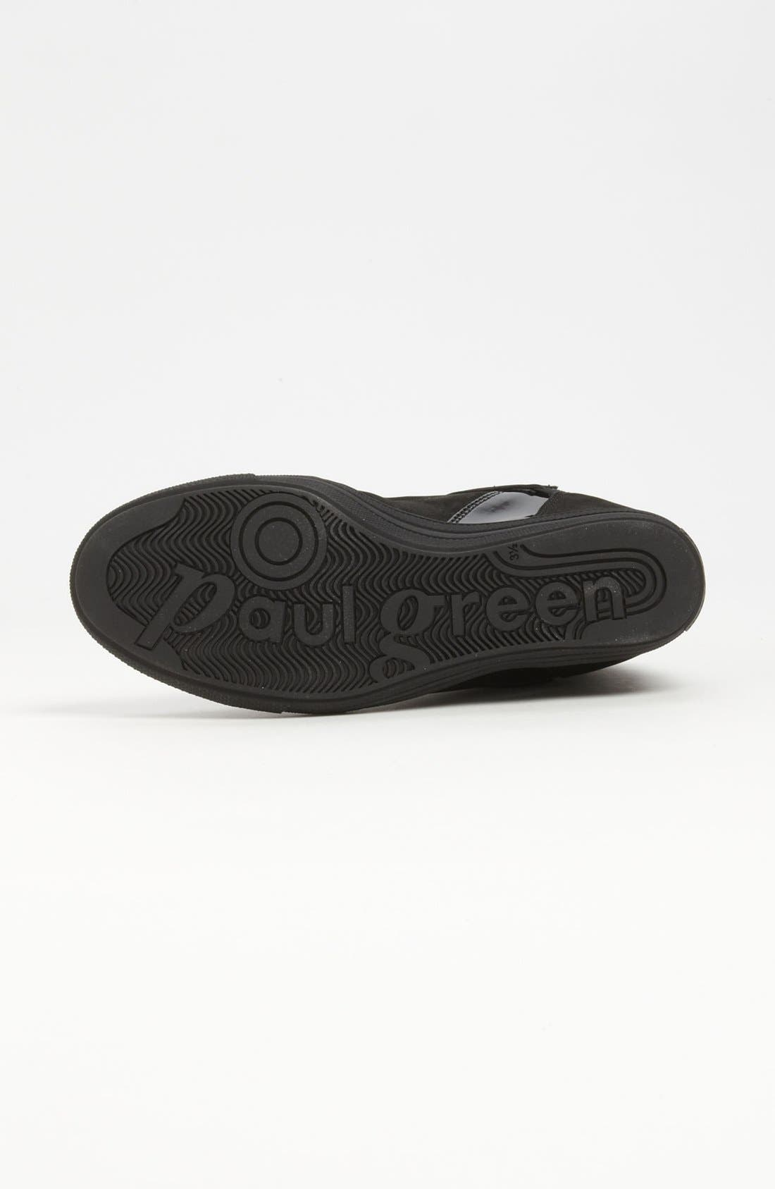 Alternate Image 4  - Paul Green 'Paris' Hidden Wedge Sneaker