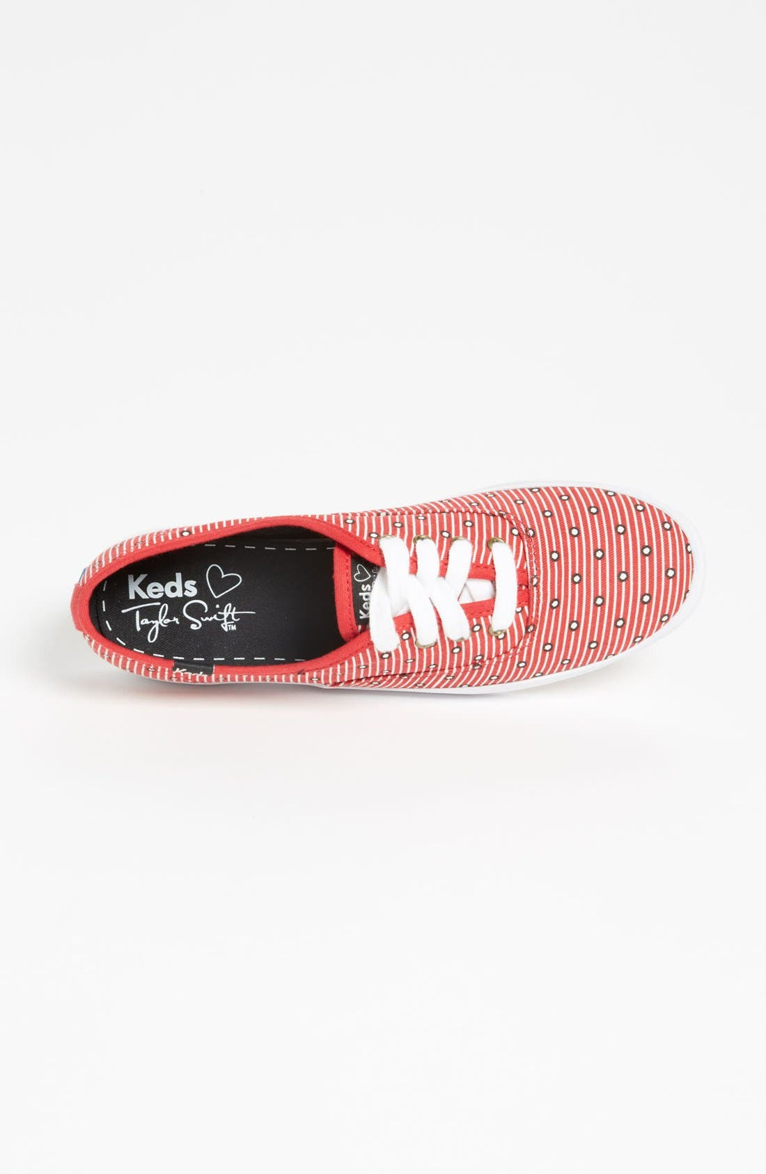 Alternate Image 3  - Keds® Taylor Swift 'Dot' Champion Sneaker (Limited Edition) (Nordstrom Exclusive)
