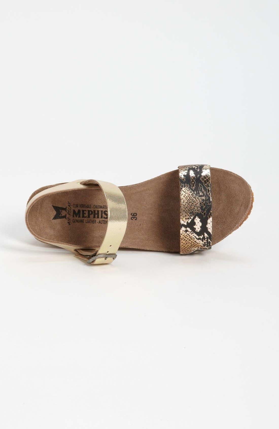 Alternate Image 3  - Mephisto 'Fafa' Sandal