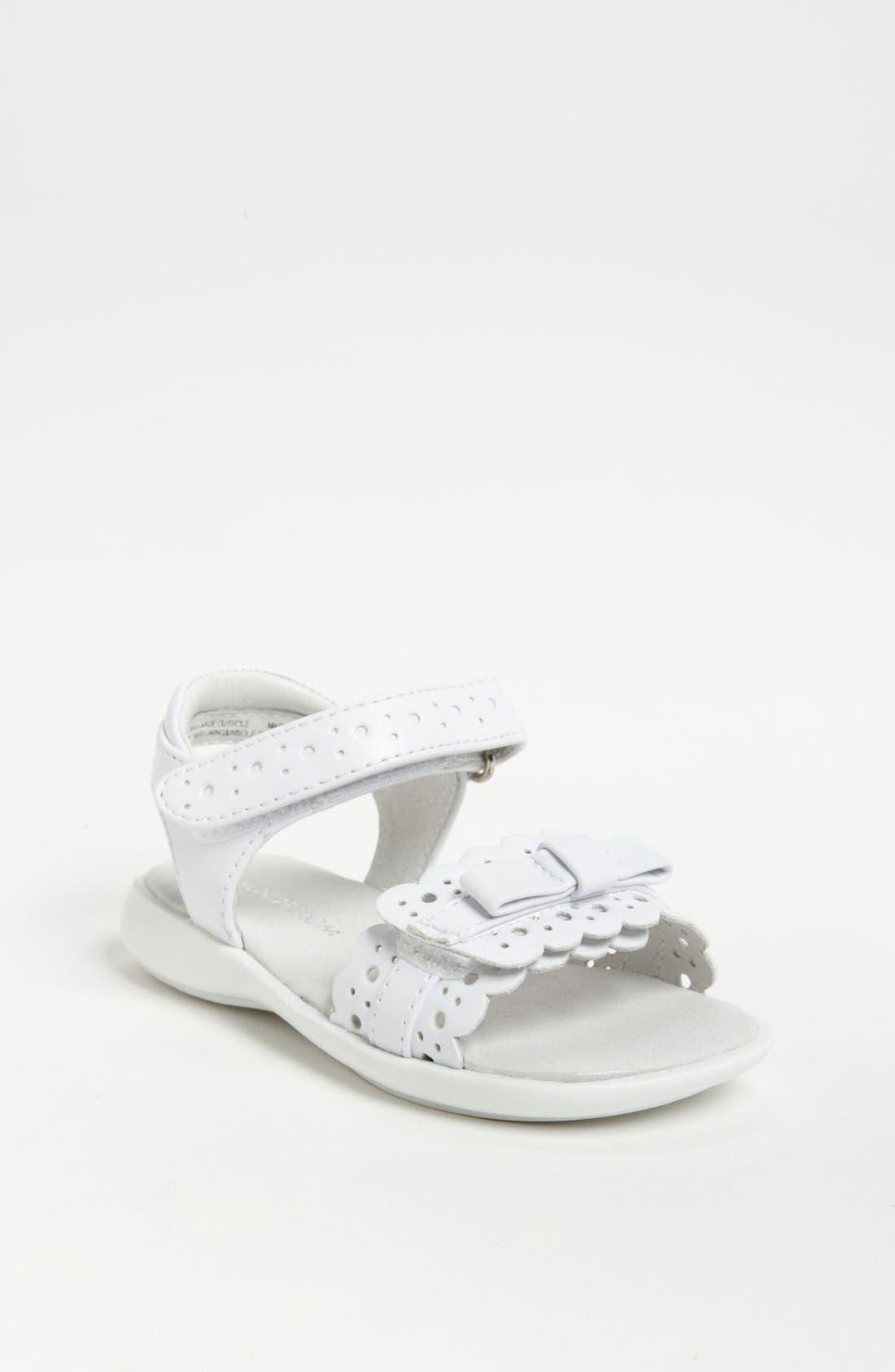 Alternate Image 1 Selected - Nordstrom 'Megan' Sandal (Walker & Toddler)