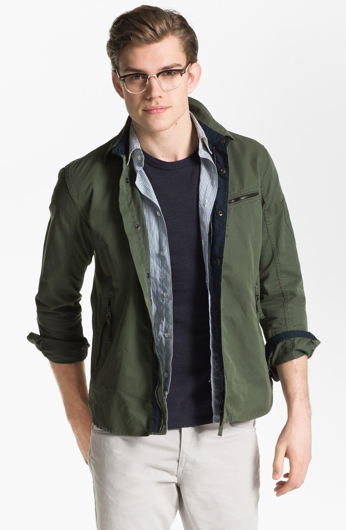 Alternate Image 1 Selected - rag & bone 'Hendon' Lightweight Jacket