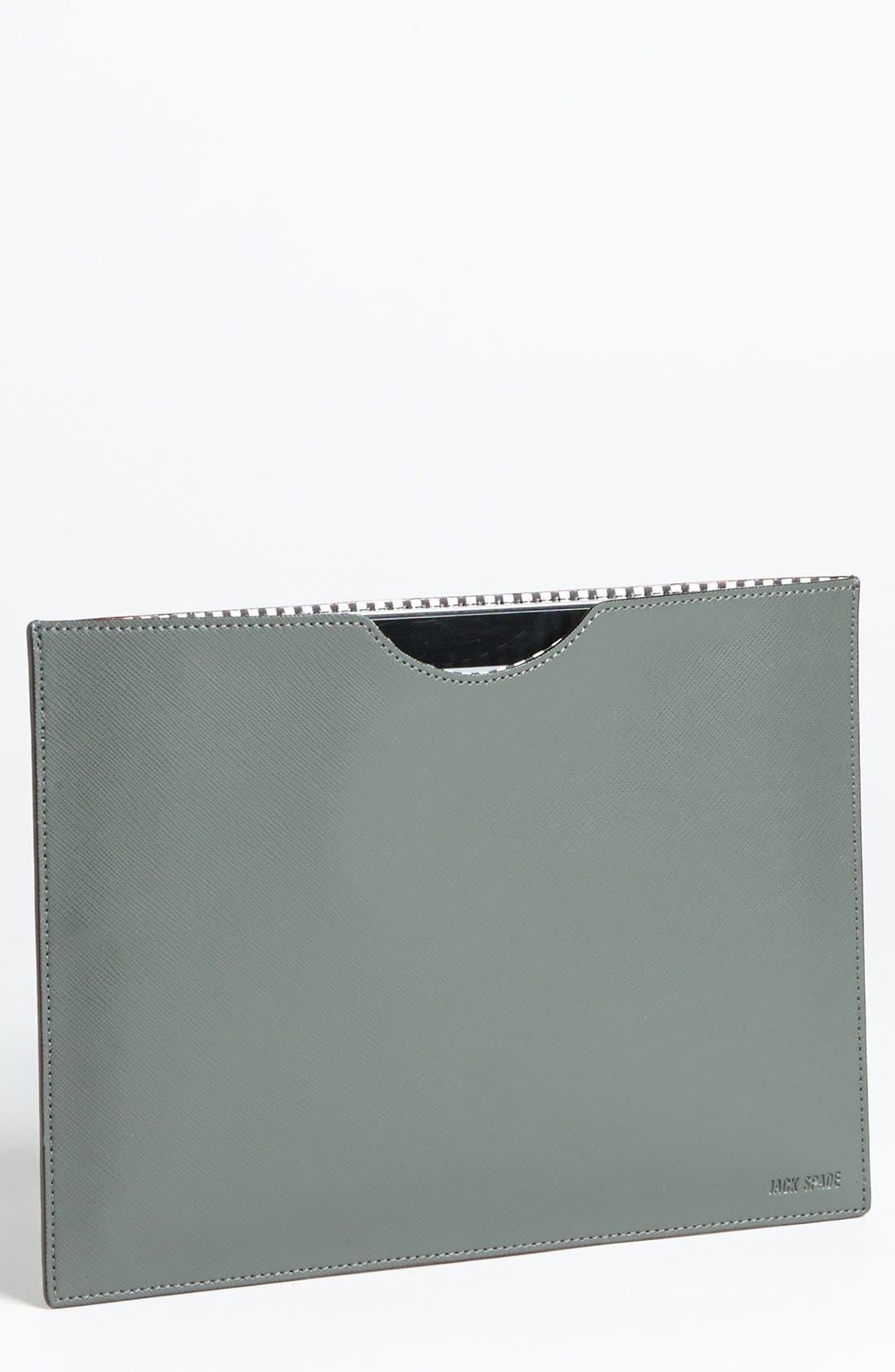 Alternate Image 1 Selected - Jack Spade Tablet Case