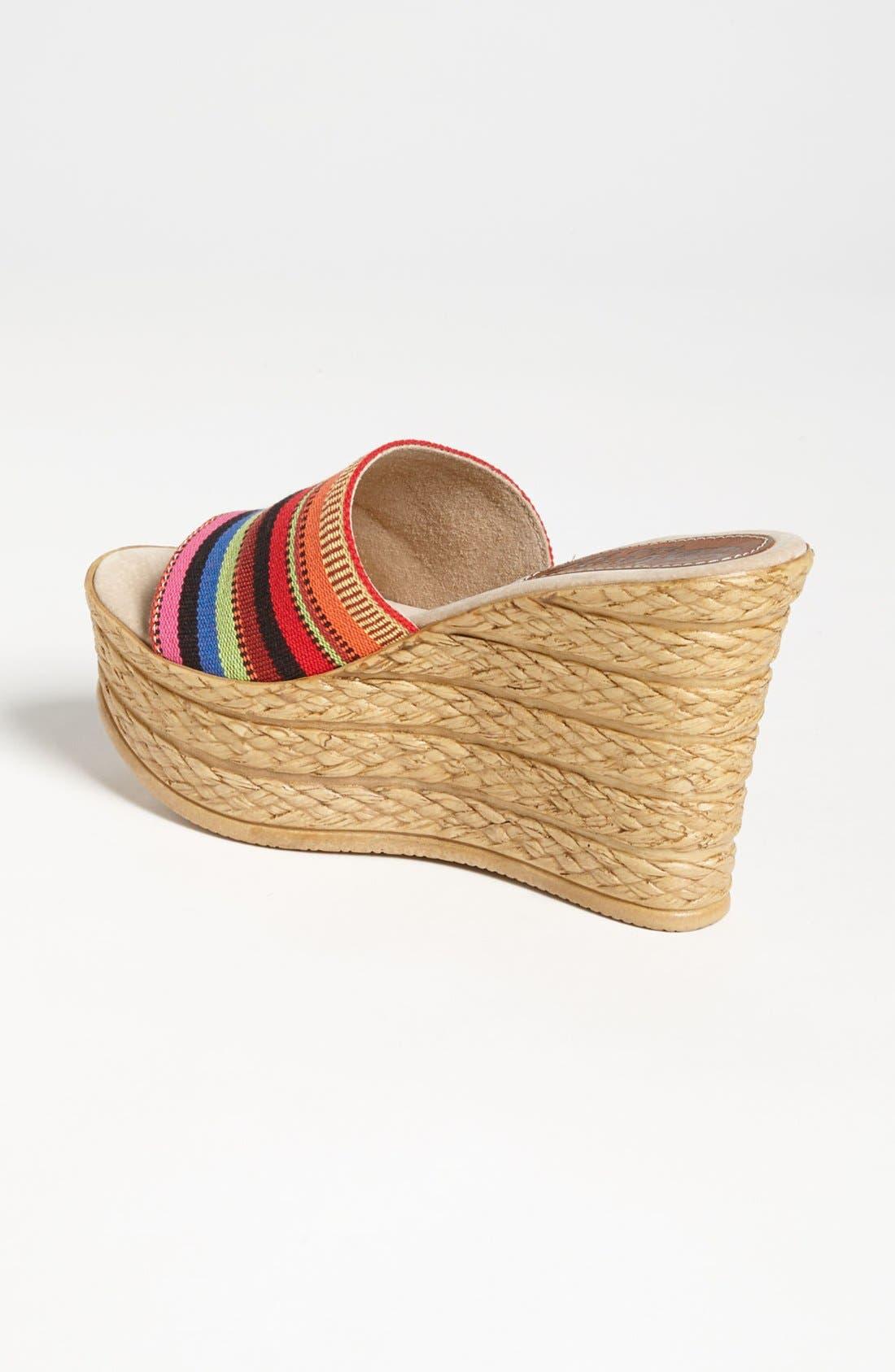 Alternate Image 2  - Sbicca 'Onelove' Wedge Sandal