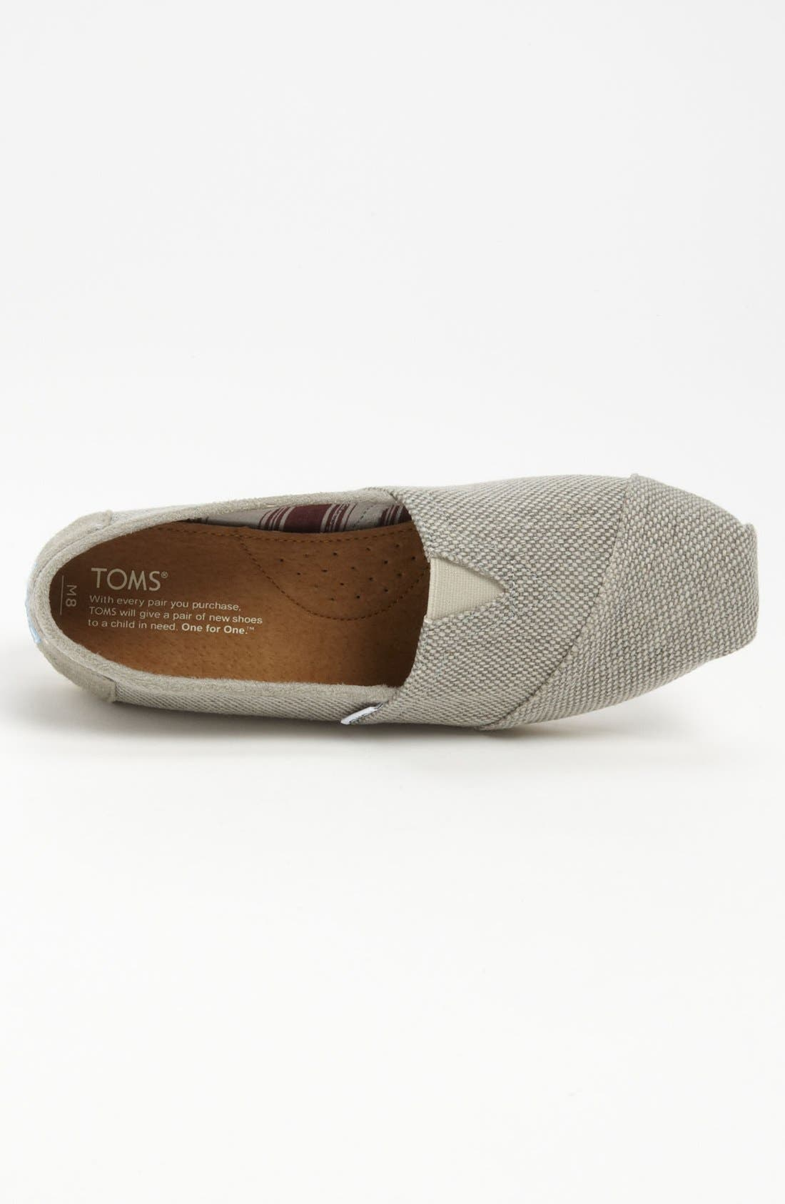 Alternate Image 3  - TOMS 'Farrin' Slip-On (Men)