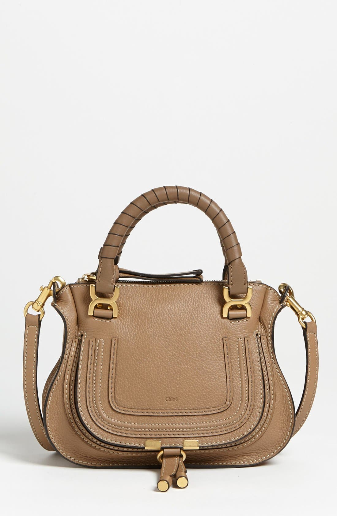 chloe marcie mini. main image - chloé \u0027marcie mini\u0027 satchel. \u0027 chloe marcie mini s