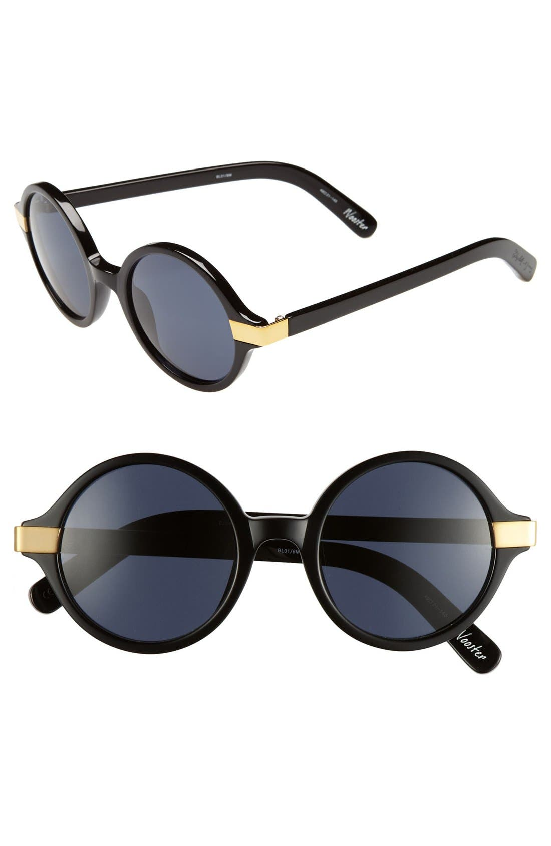 Alternate Image 1 Selected - Elizabeth and James 49mm Retro Sunglasses