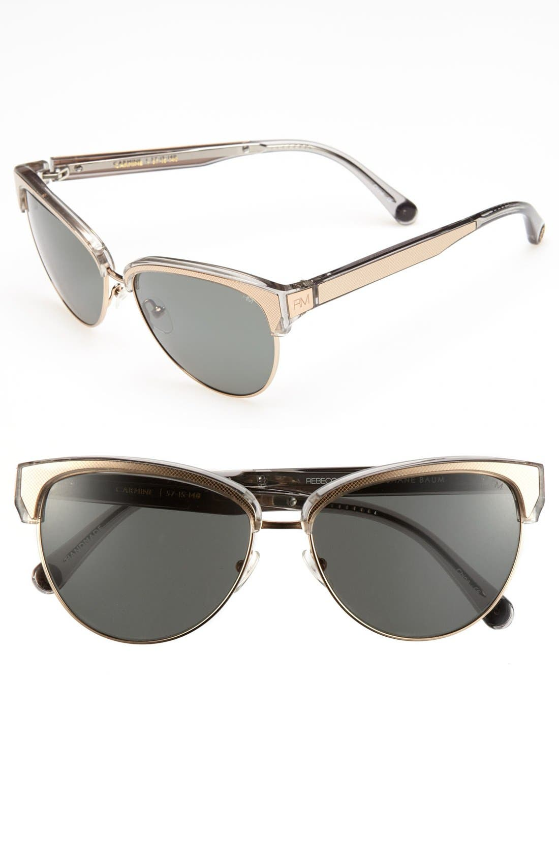 Alternate Image 1 Selected - Rebecca Minkoff 'Carmine' Sunglasses