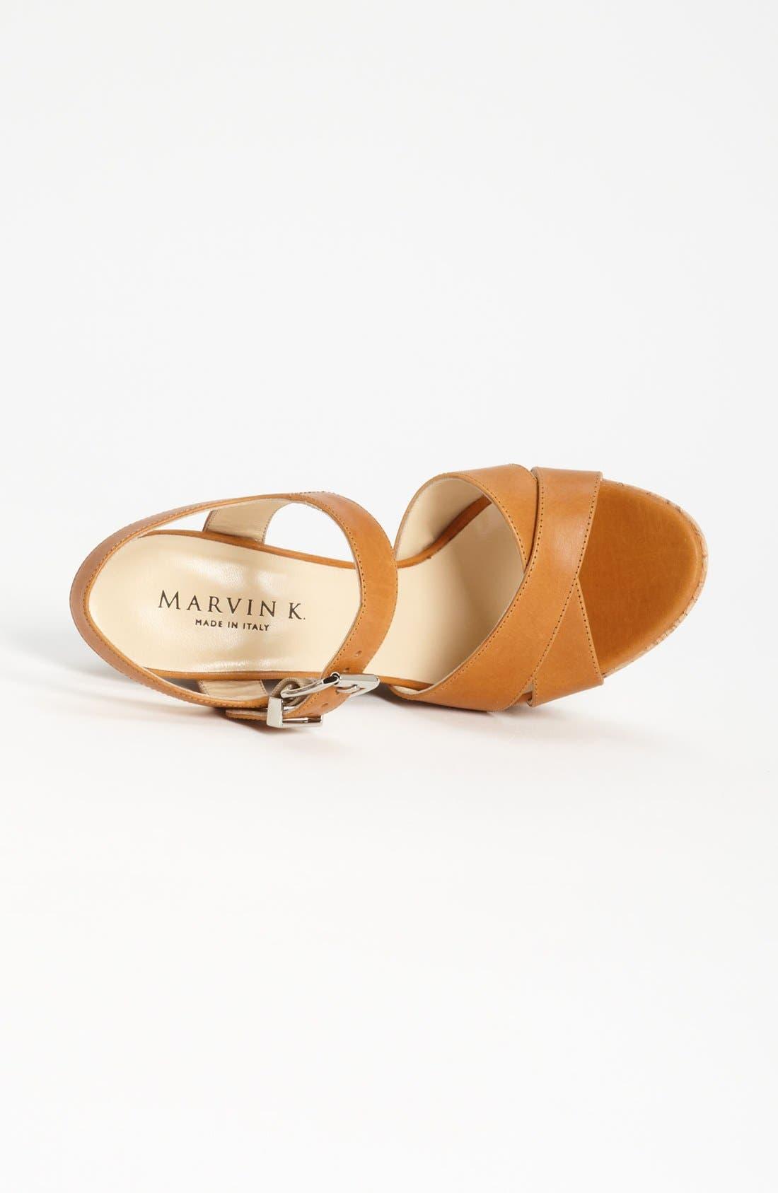 Alternate Image 3  - Marvin K. 'Carmen' Sandal