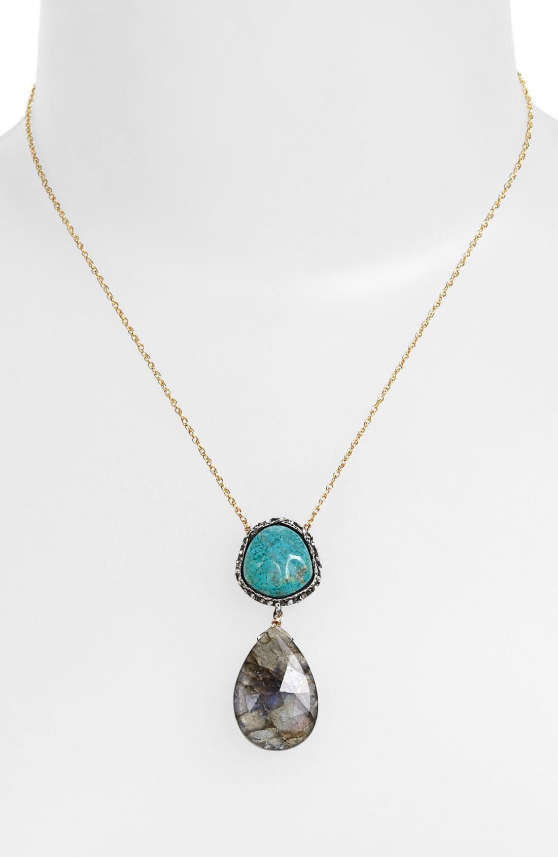 Alternate Image 1 Selected - Alexis Bittar 'Elements - Cordova' Pendant Necklace