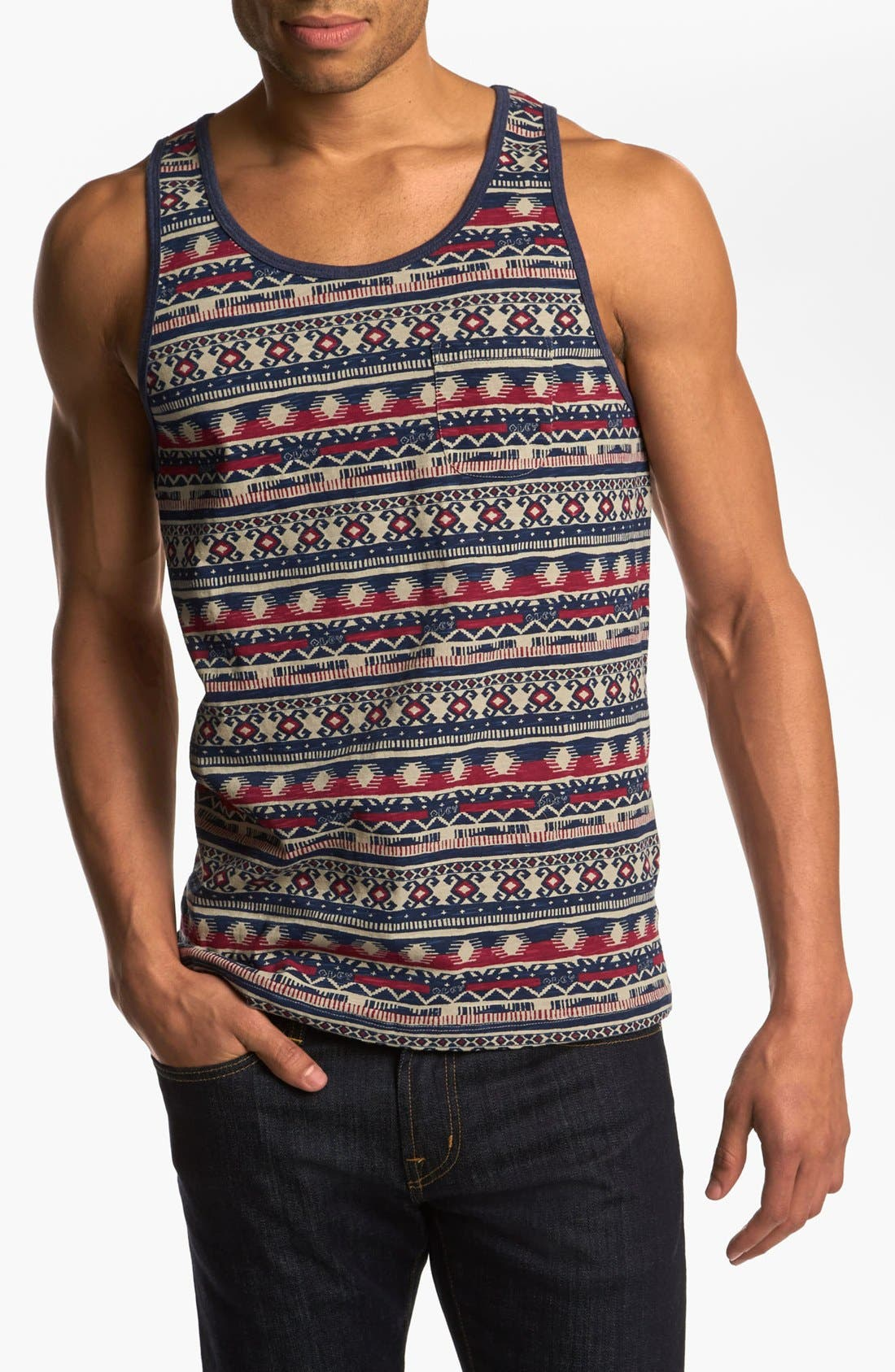 Alternate Image 1 Selected - Obey 'Ottoman' Tank Top