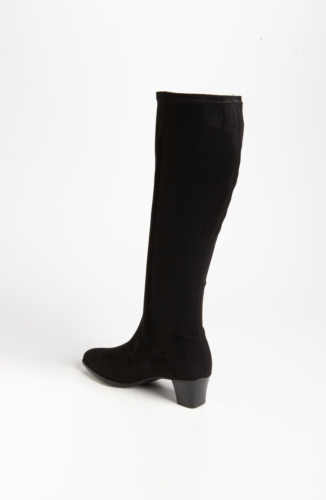 Alternate Image 2  - Munro 'Ann' Stretch Boot (Online Only) (Women)