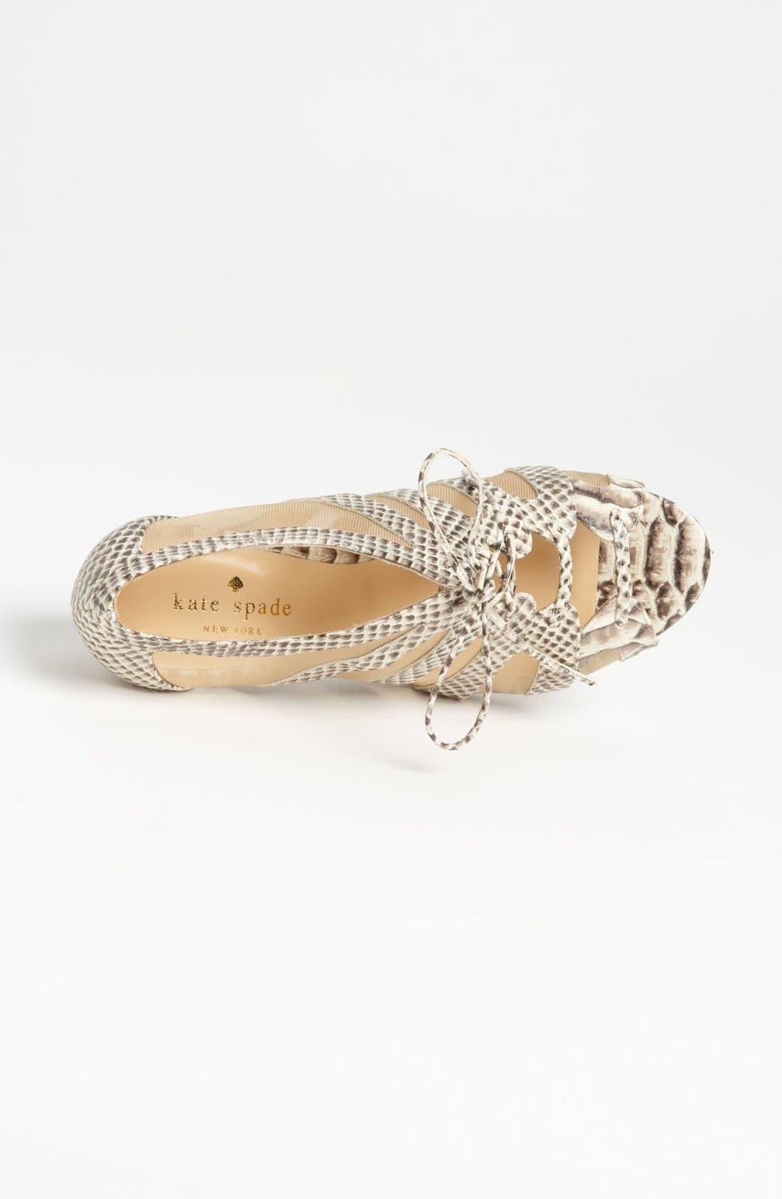 Alternate Image 3  - kate spade new york 'iver' sandal