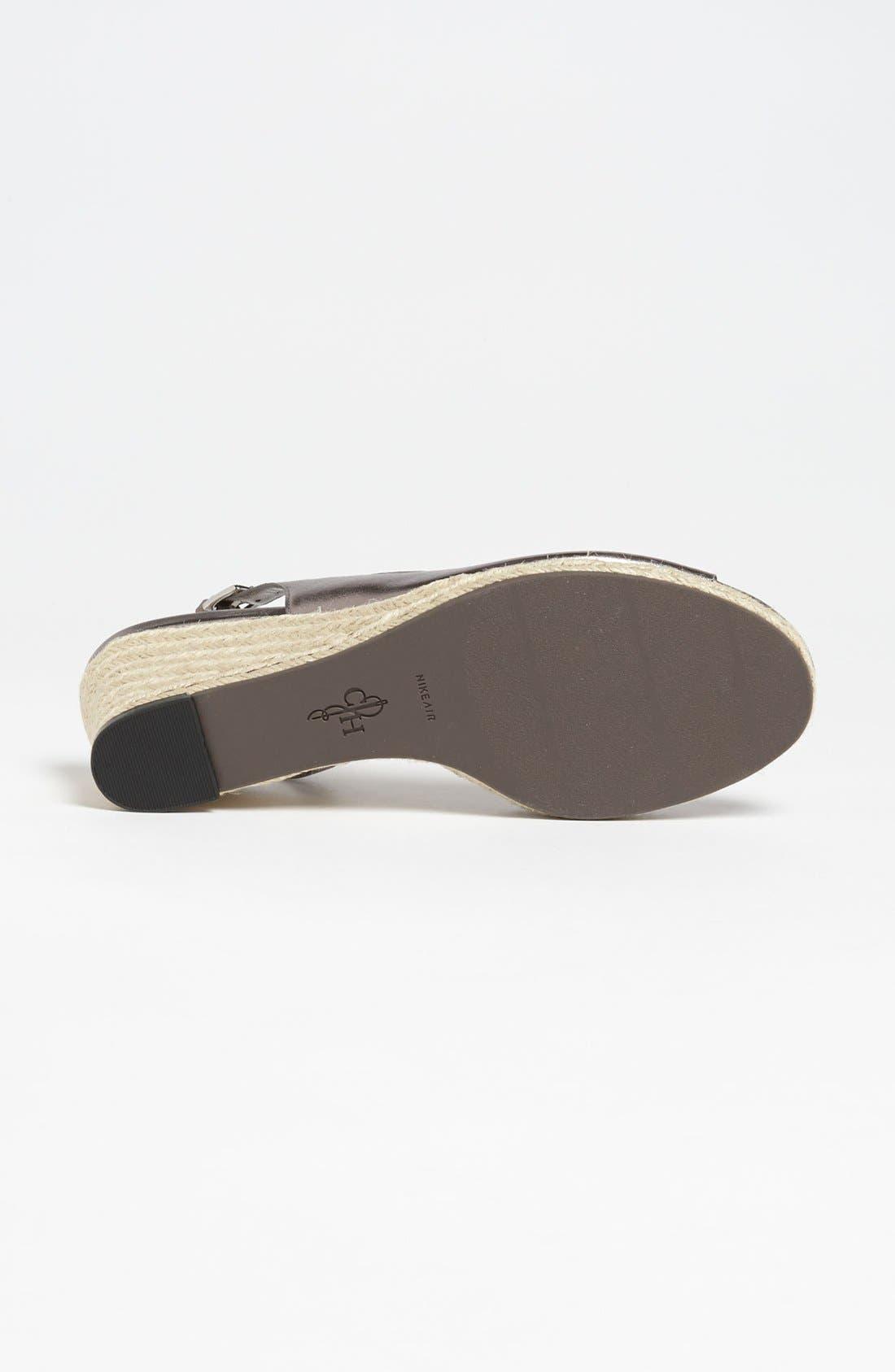 Alternate Image 4  - Cole Haan 'Air Adelaide' Wedge Sandal