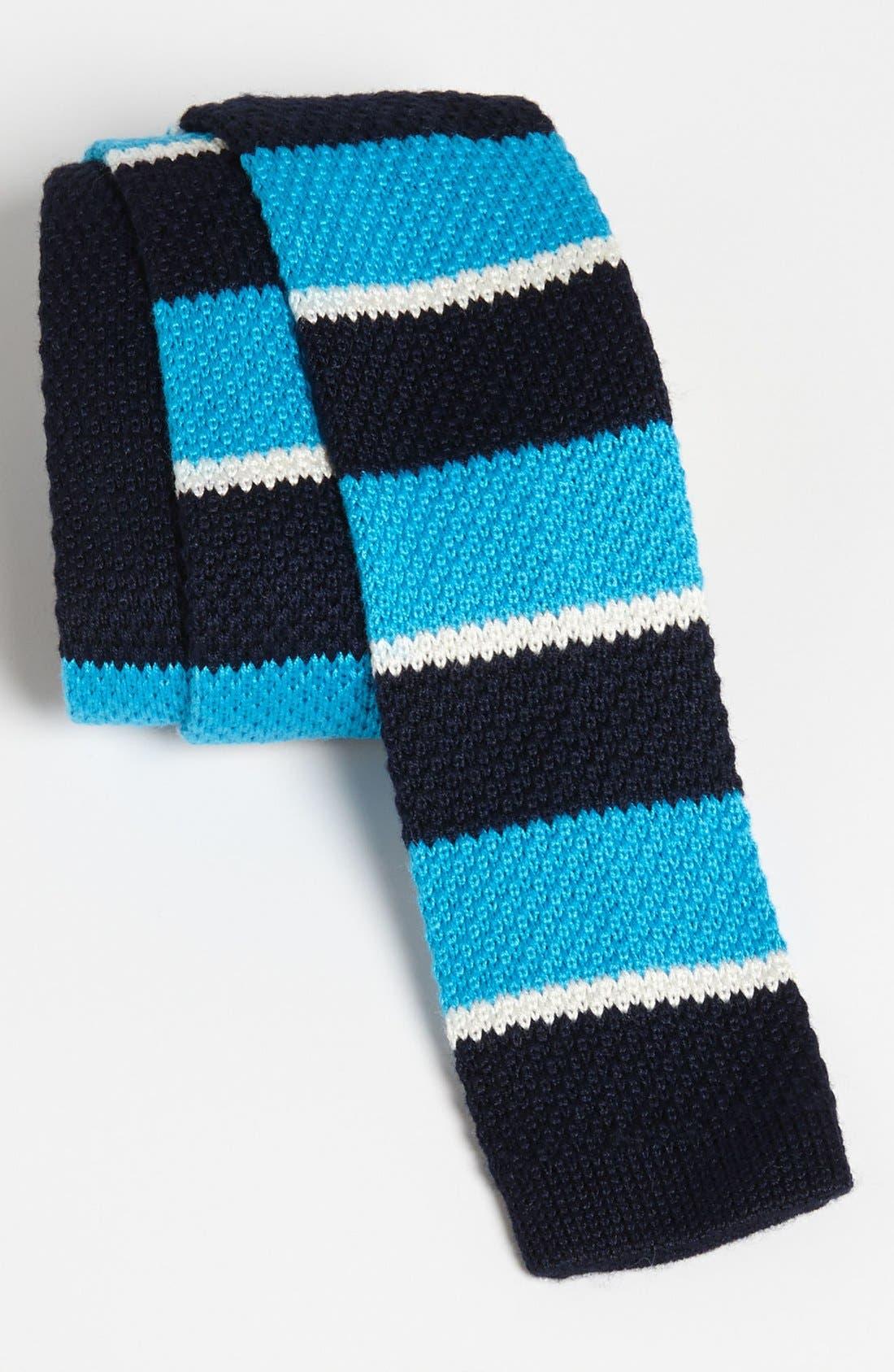 Main Image - 1901 Knit Tie