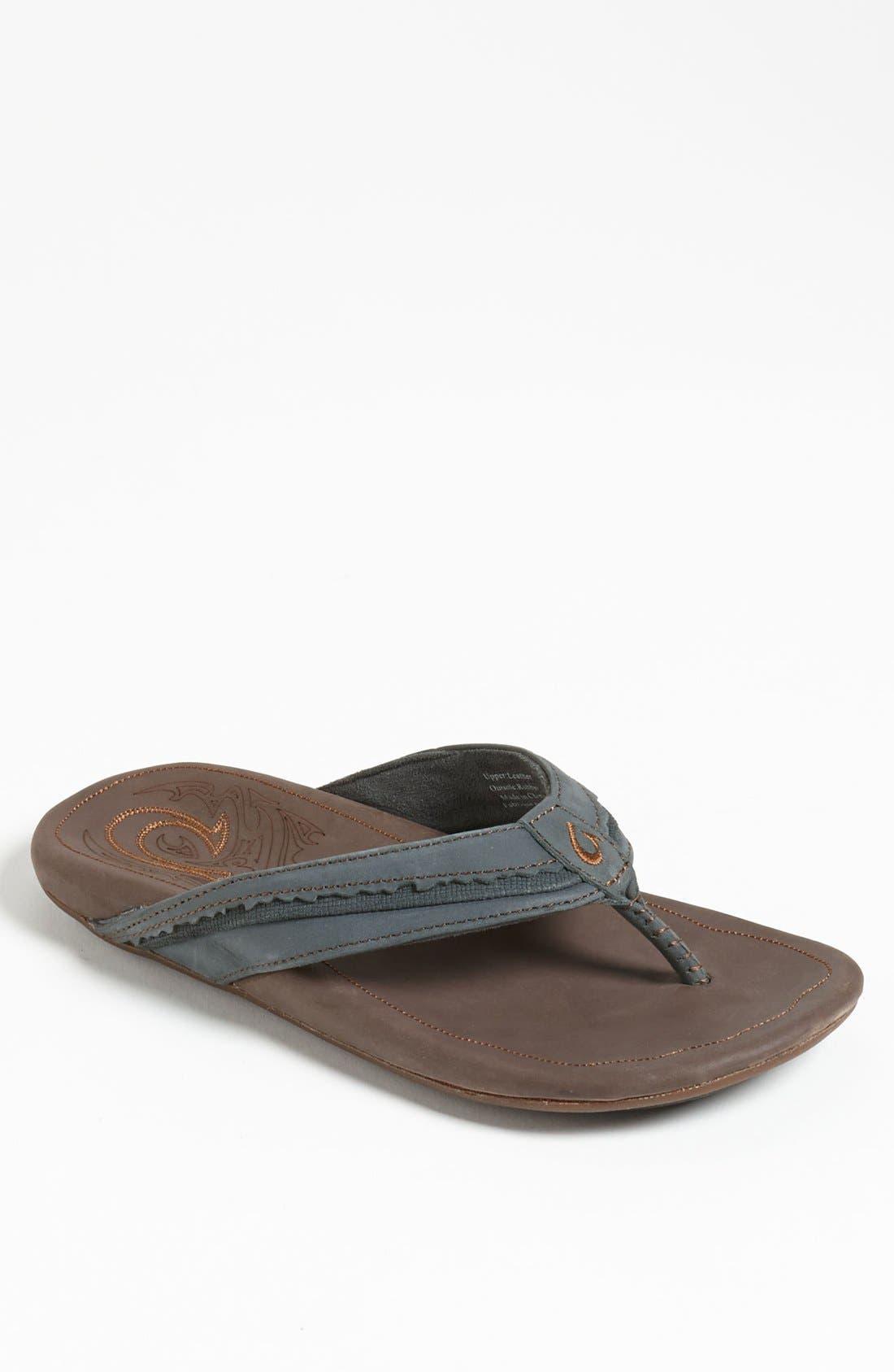 Main Image - OluKai 'Kakahi' Flip Flop (Men)