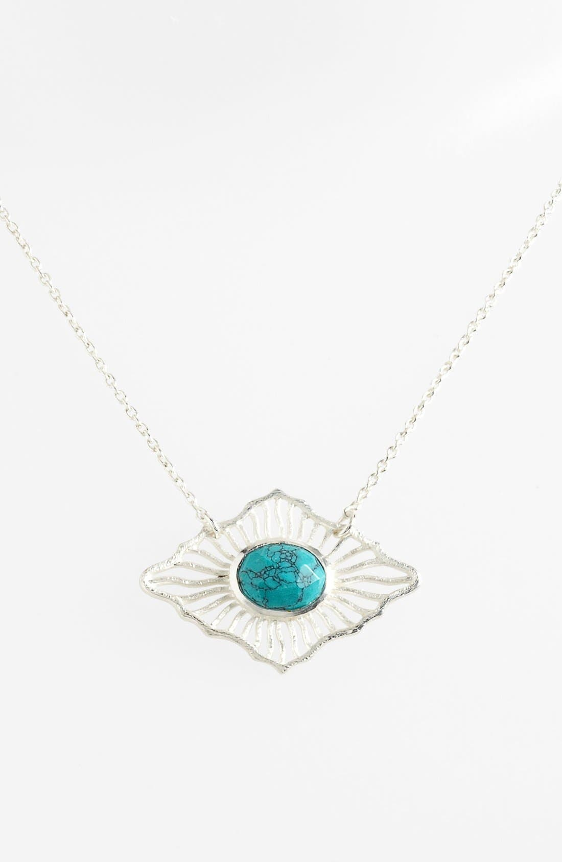 Alternate Image 2  - Argento Vivo 'Valencia' Pendant Necklace (Nordstrom Exclusive)