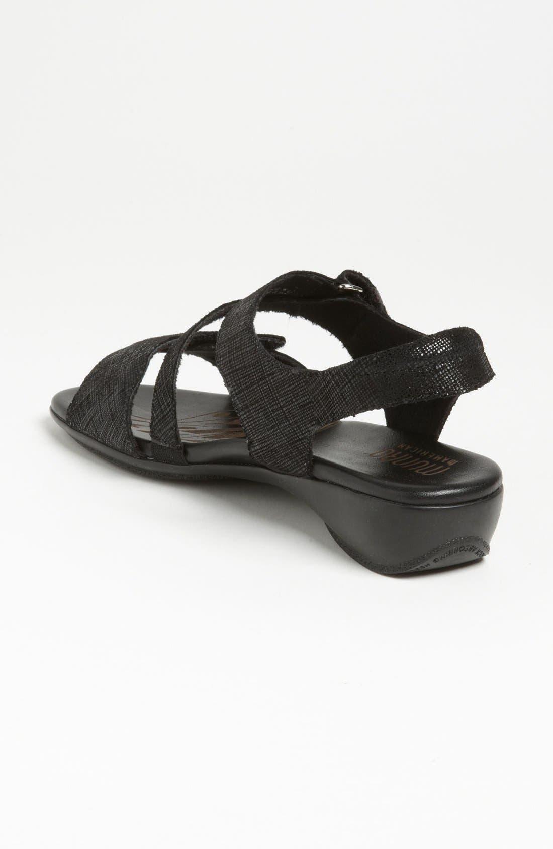 Alternate Image 2  - Munro 'Brenna' Sandal